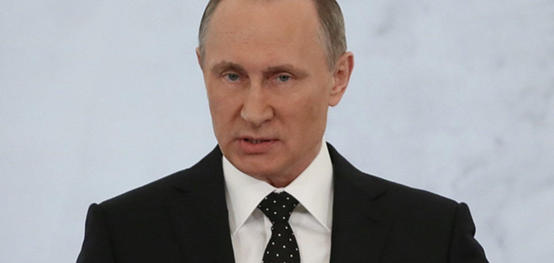 Путін показав логіку боягузливого і нахабного гопника - Тимчук