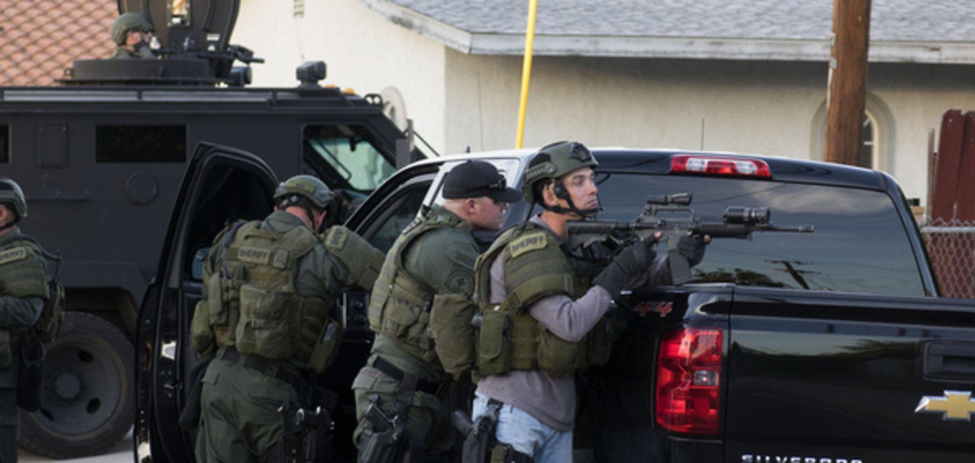 Убито вже двоє підозрюваних у стрілянині в Каліфорнії