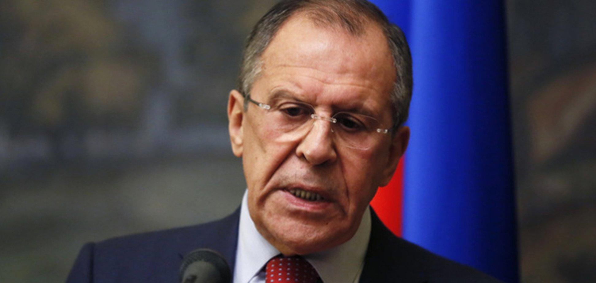 Перевів стрілки: Лавров озвучив несподівану причину конфлікту на Донбасі