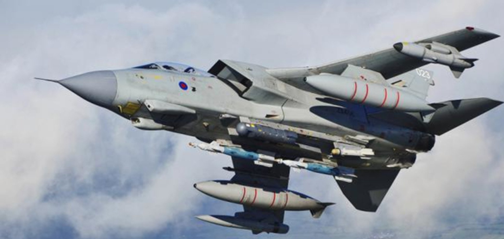 Великобританія приєднається до військової операції в Сирії