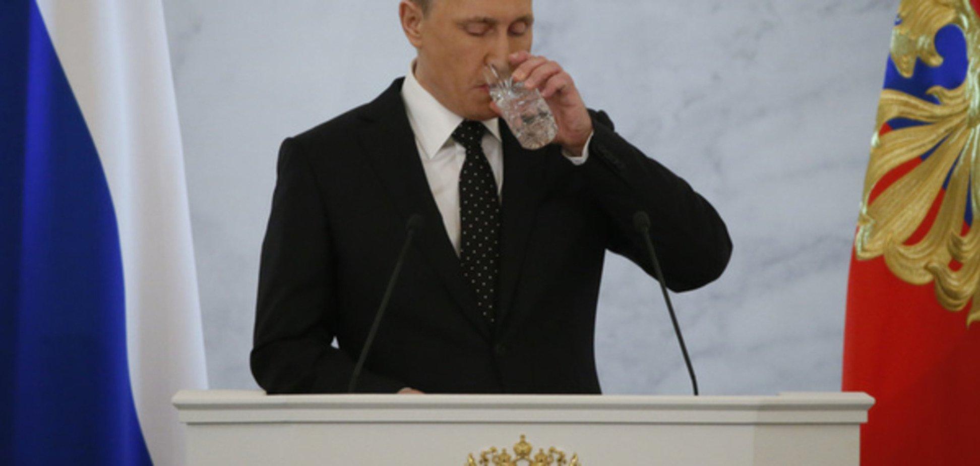 'Брехня застряє в горлянці': реакція соцмереж на послання Путіна