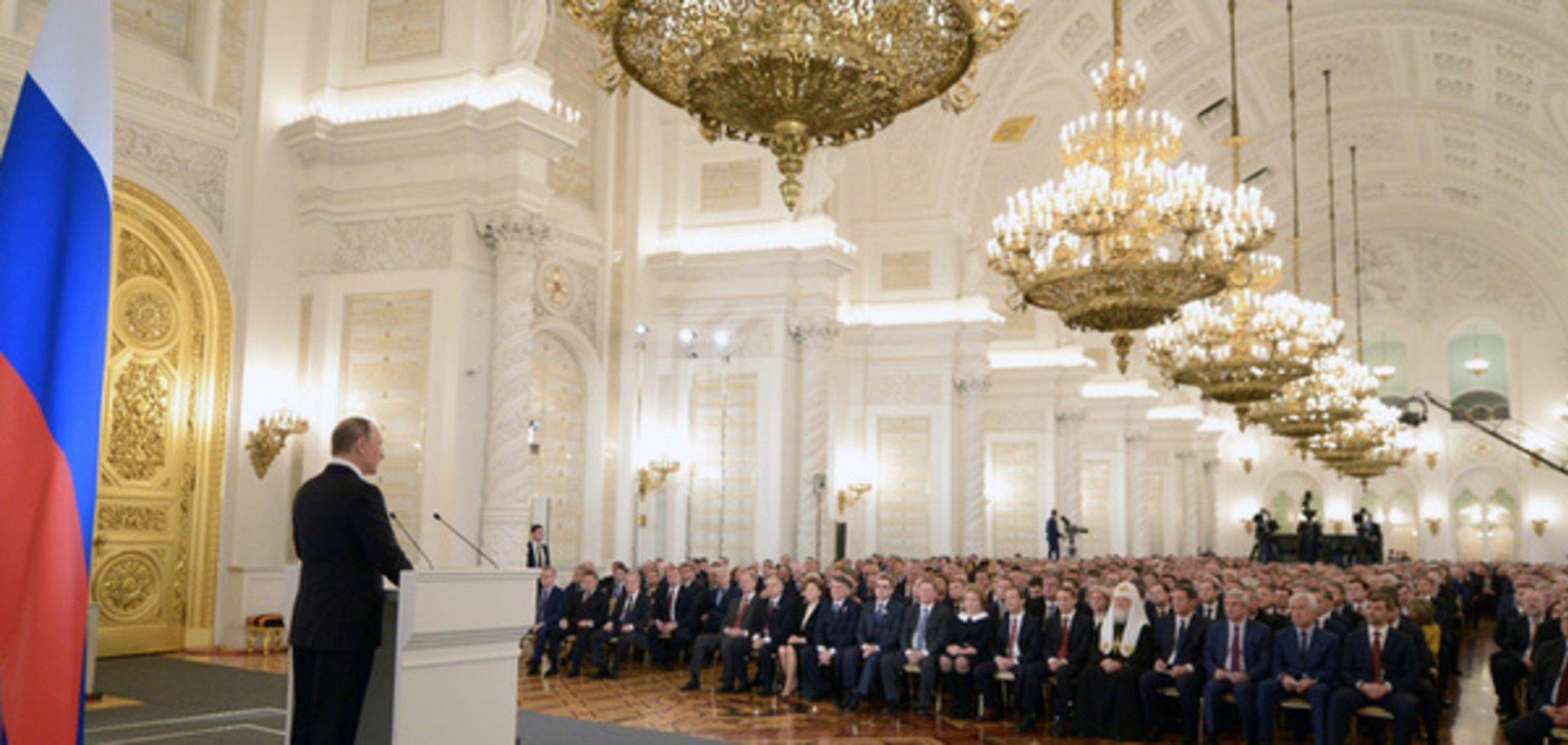 Портников про послання Путіна: ні слова про Україну, але це тільки на перший погляд