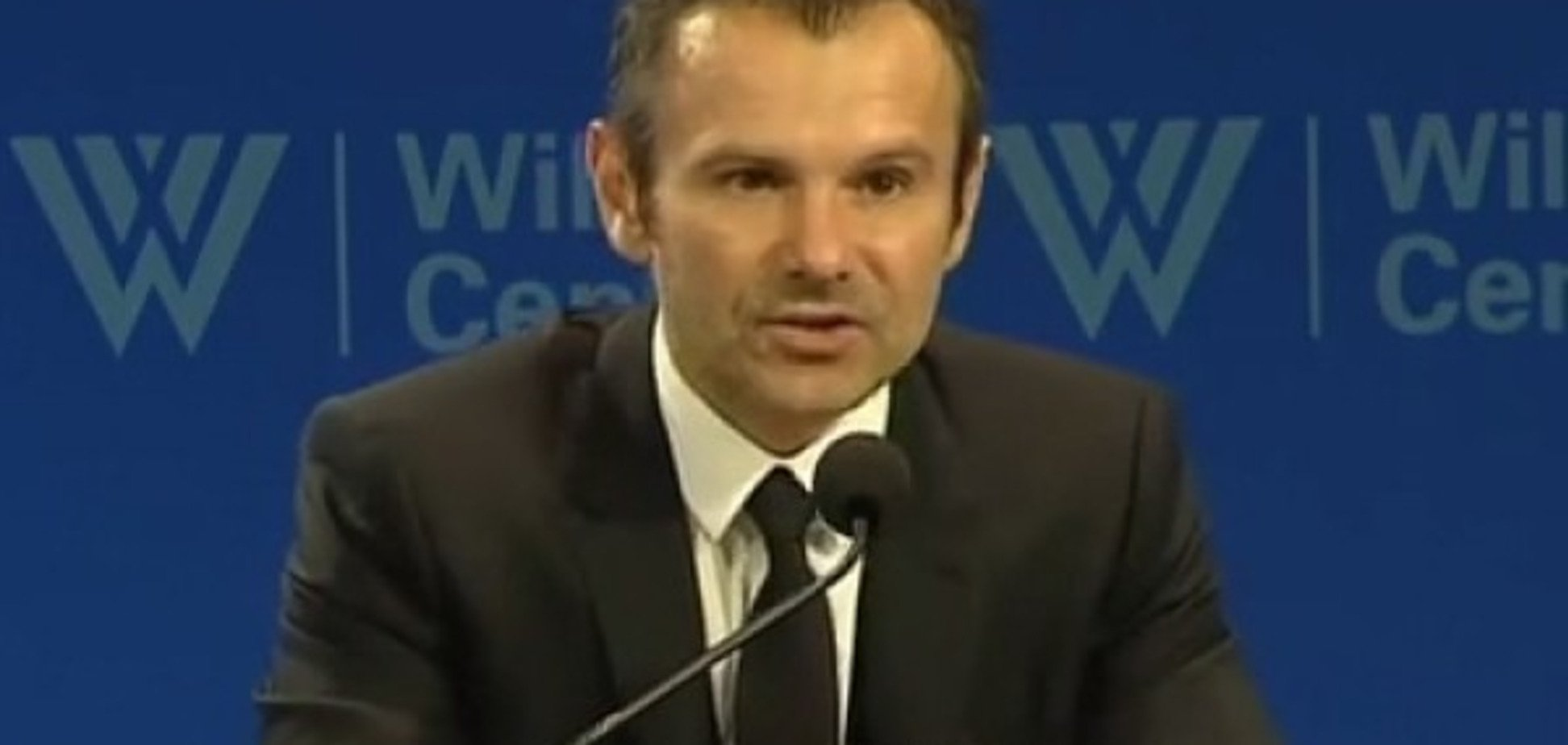 Вакарчук в США обговорив своє президентство в Україні