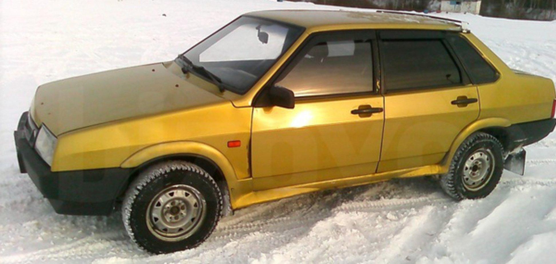 'Золоті' ВАЗи: стали відомі розцінки на ввезення російських легковиків в Україну