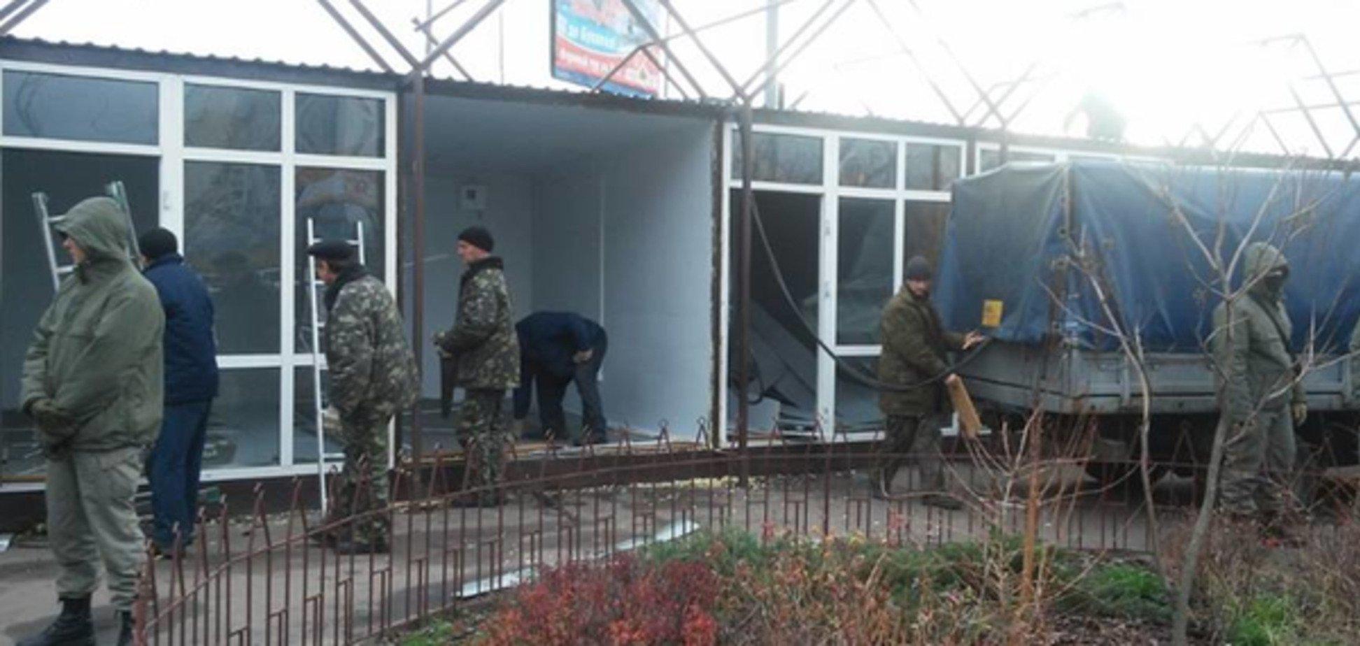 У Києві взялися за МАФи 'епохи прокурорського свавілля'