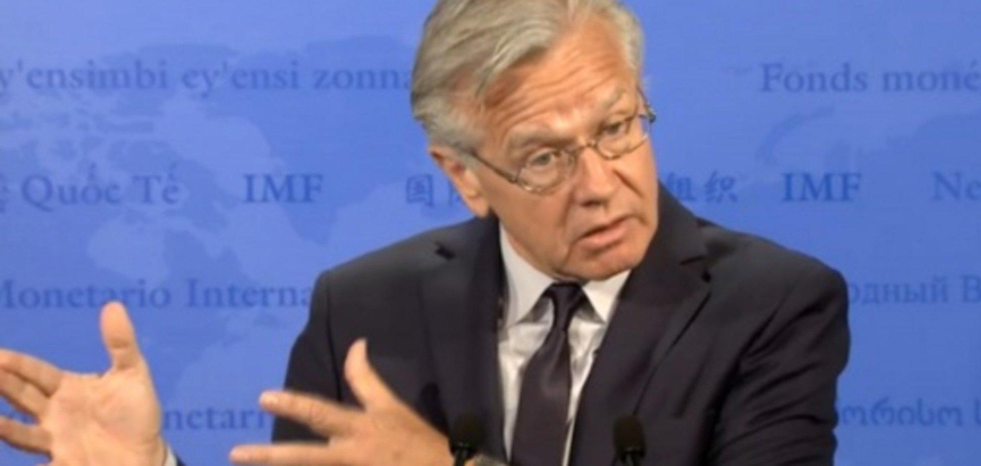 МВФ не може втрутитися у справу про 'борги Януковича'