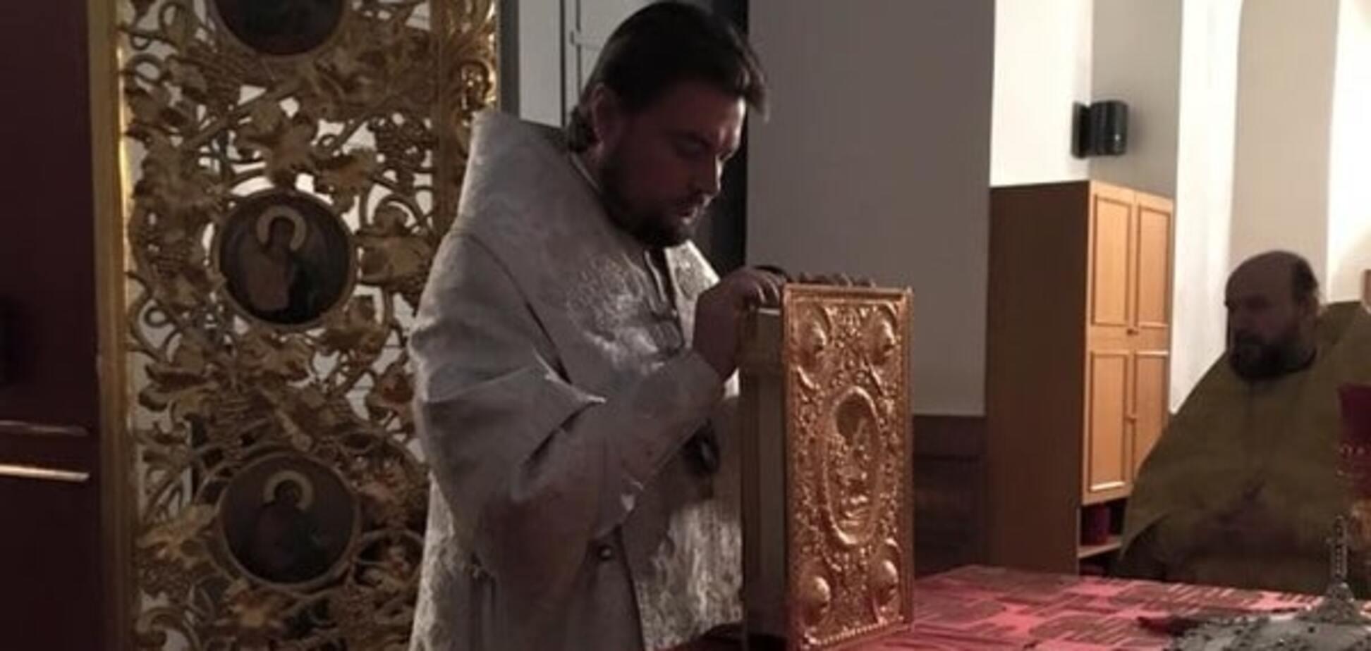 Служили українською і будемо служити: Драбинко відповів на заяву митрополита Онуфрія