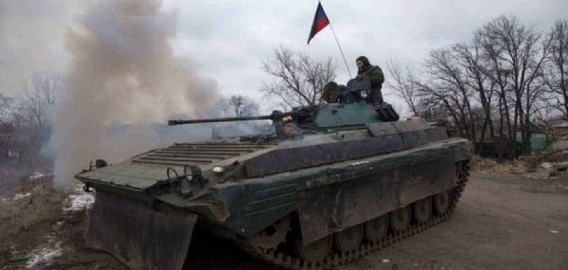 На Донбассе обнаружены запрещенные базы террористов - разведка