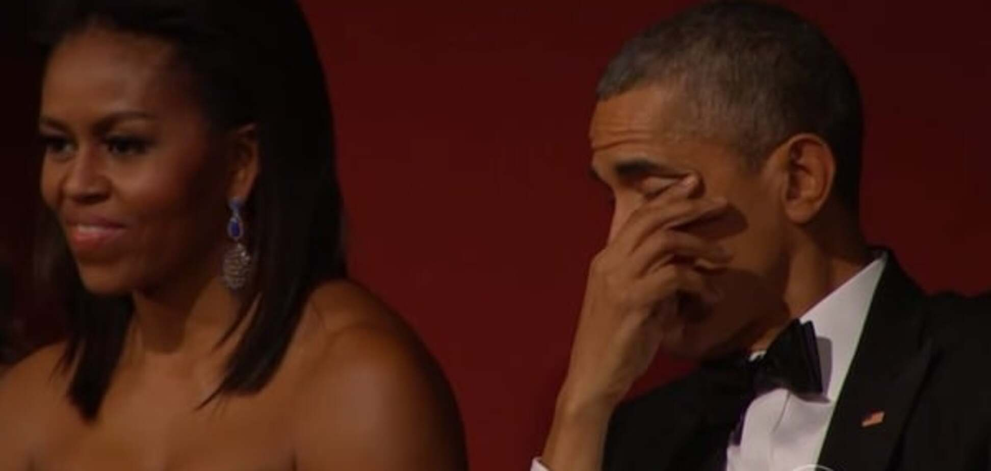 Обама не стримав сліз під час виступу Арети Франклін: відеофакт