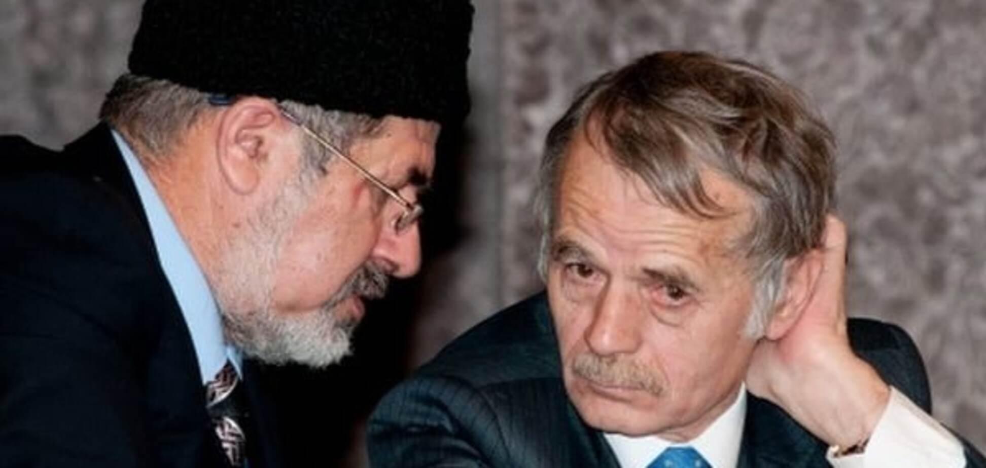 Джемилеву и Чубарову 'шьют' заказное дело в аннексированном Крыму