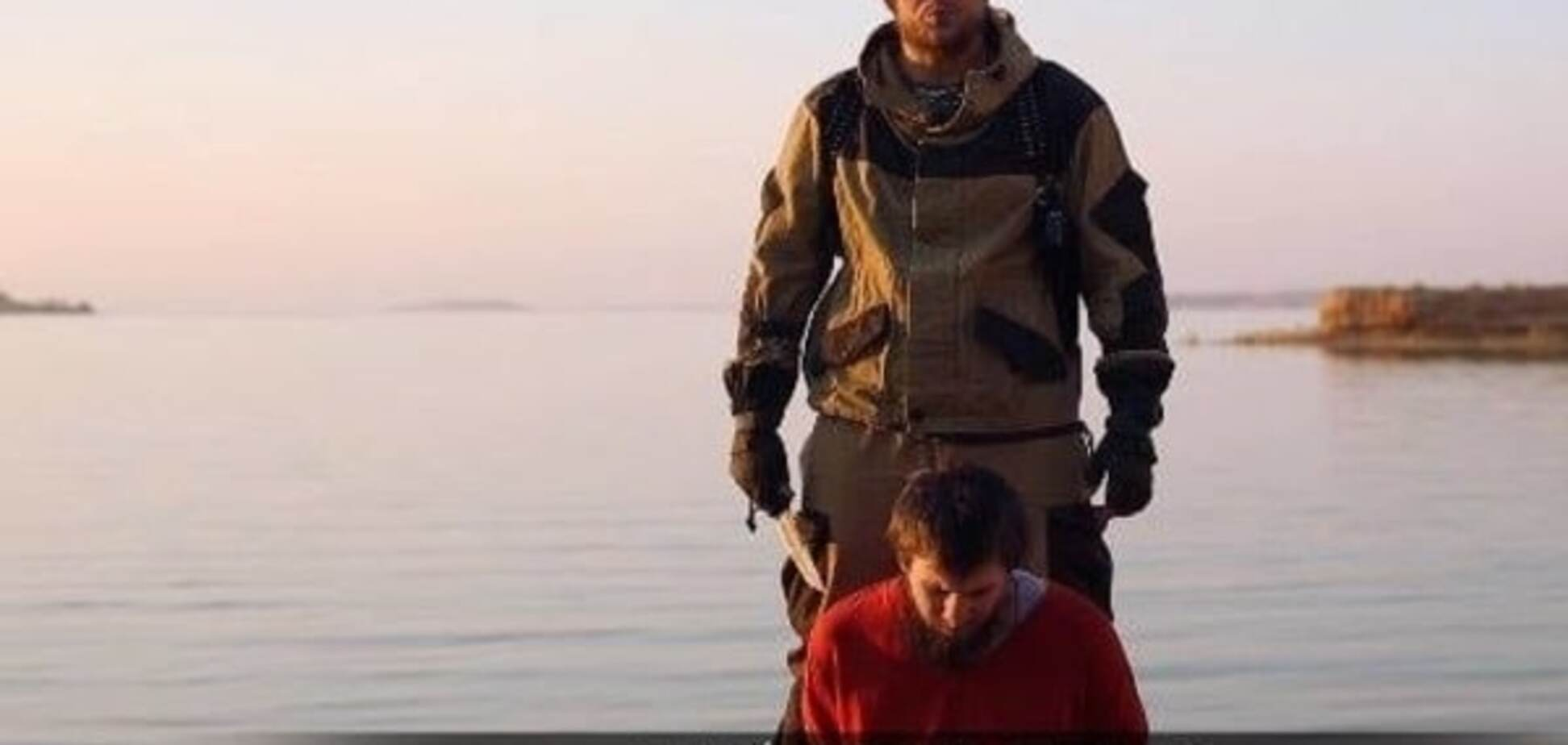 'Я впізнав його': брат страченого ІДІЛ россініна розповів про його минуле