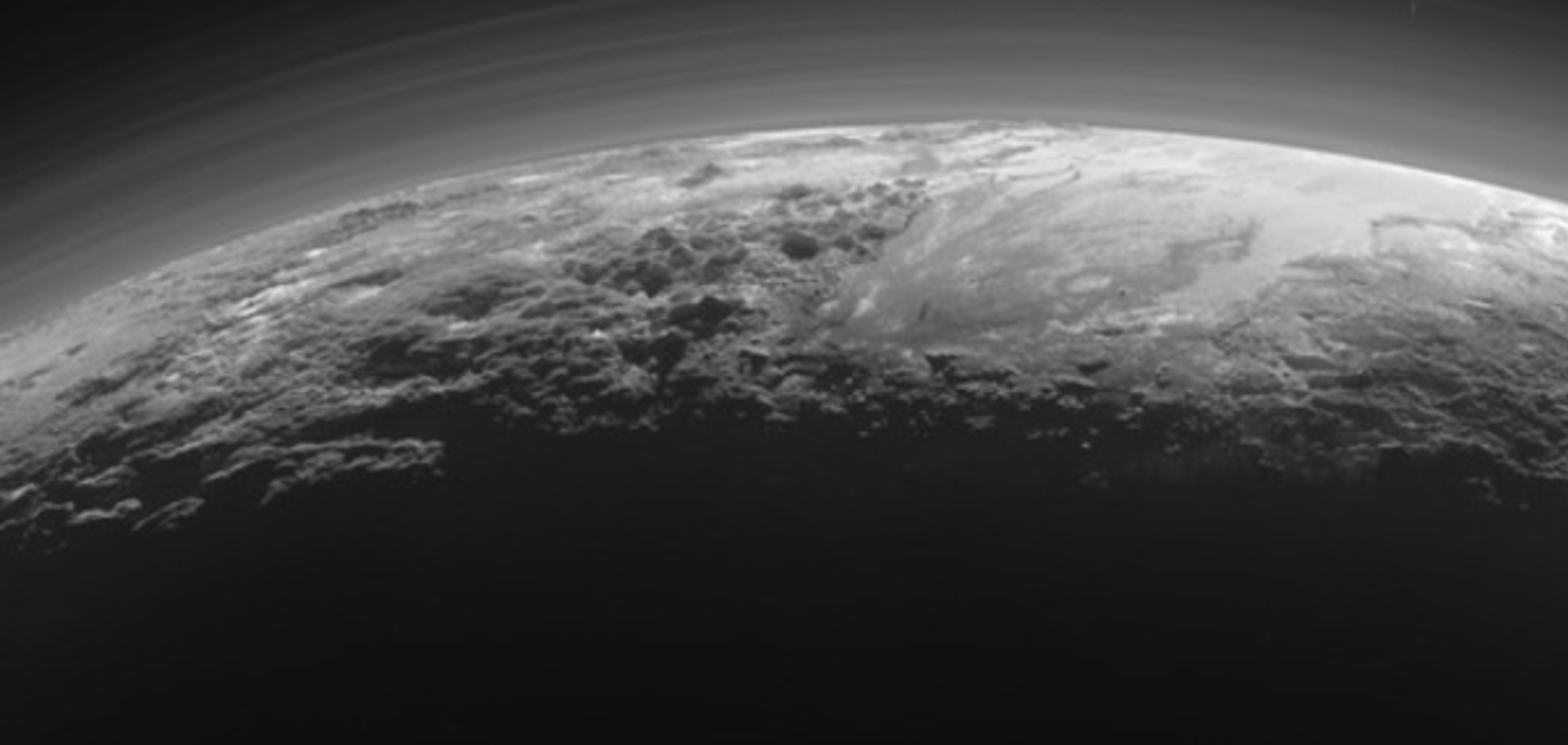 NASA вперше зробило фото на краю Сонячної системи