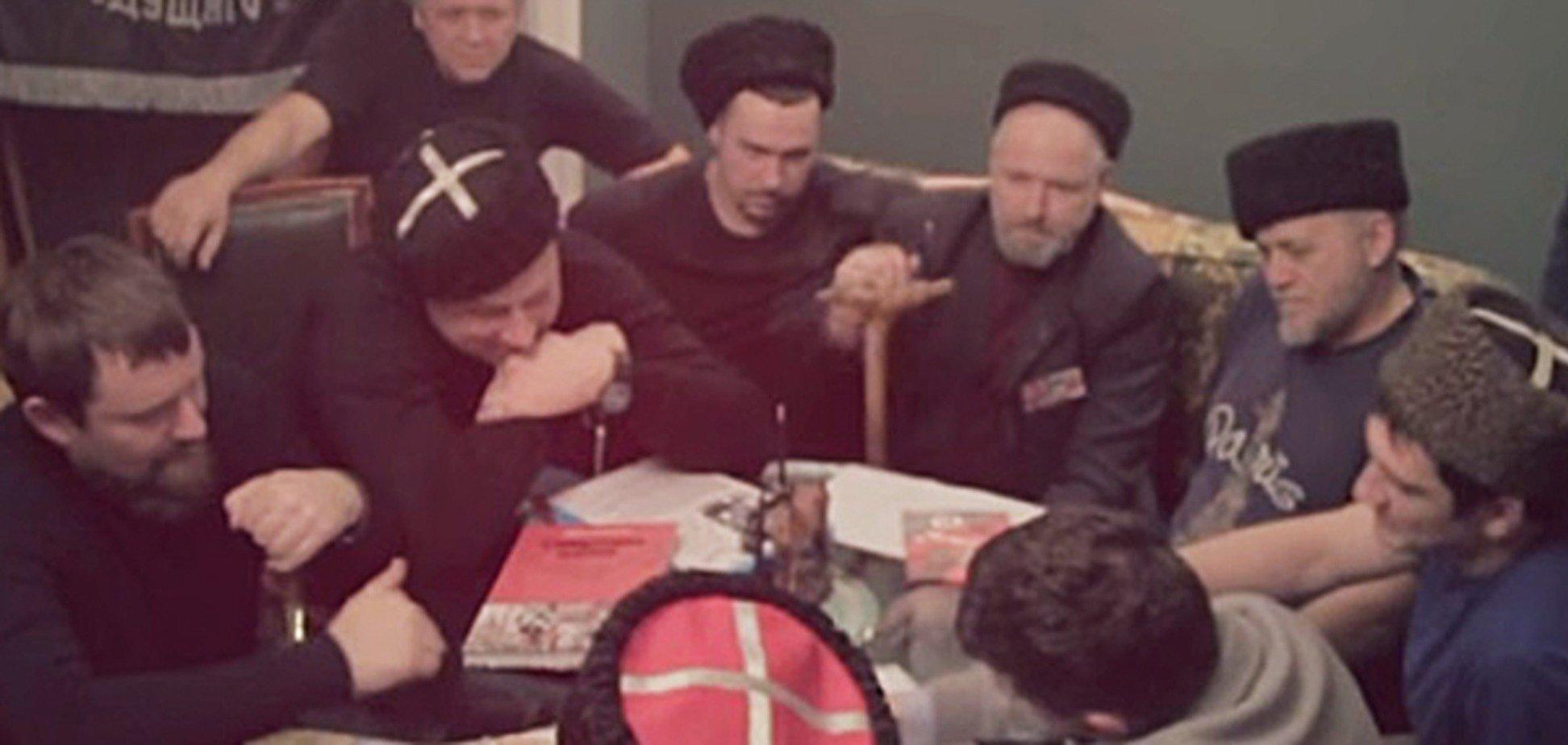 Накотило: донські козаки написали реп-листа турецькому 'султану'. Відеофакт
