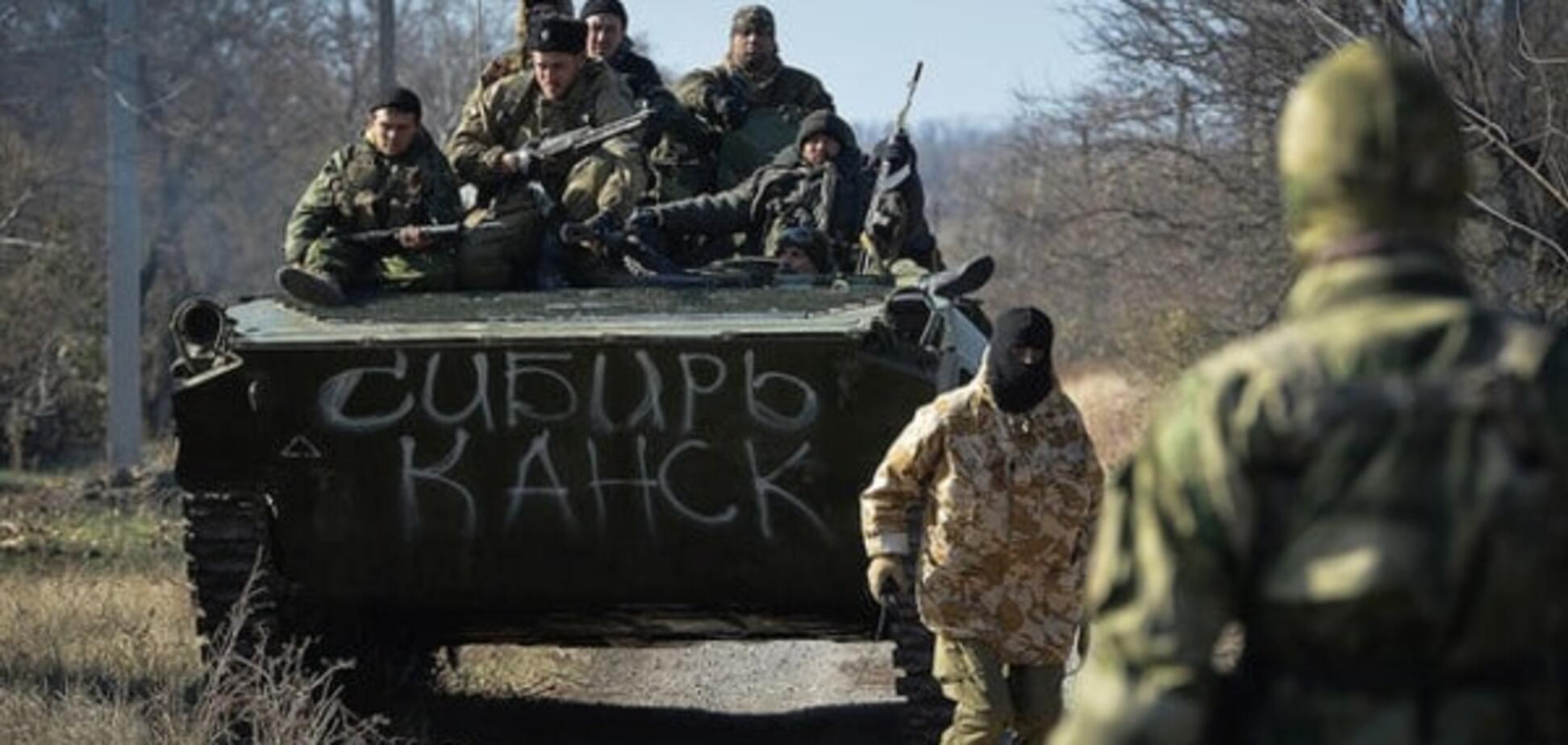 Порошенко назвав кількість російських військових на Донбасі