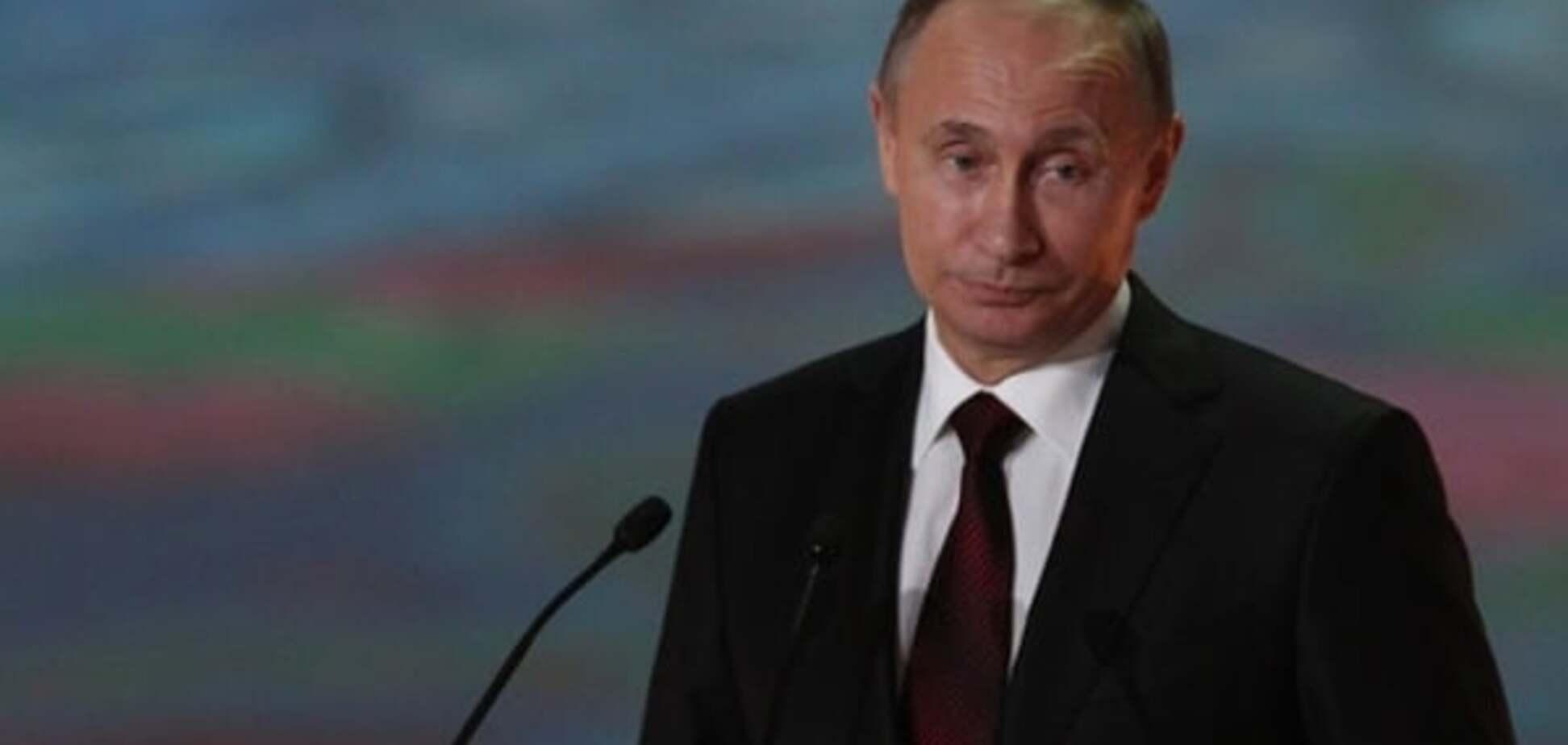 Ще півроку тому Путін запевняв, що ІДІЛ не представляє ніякої загрози: відеофакт