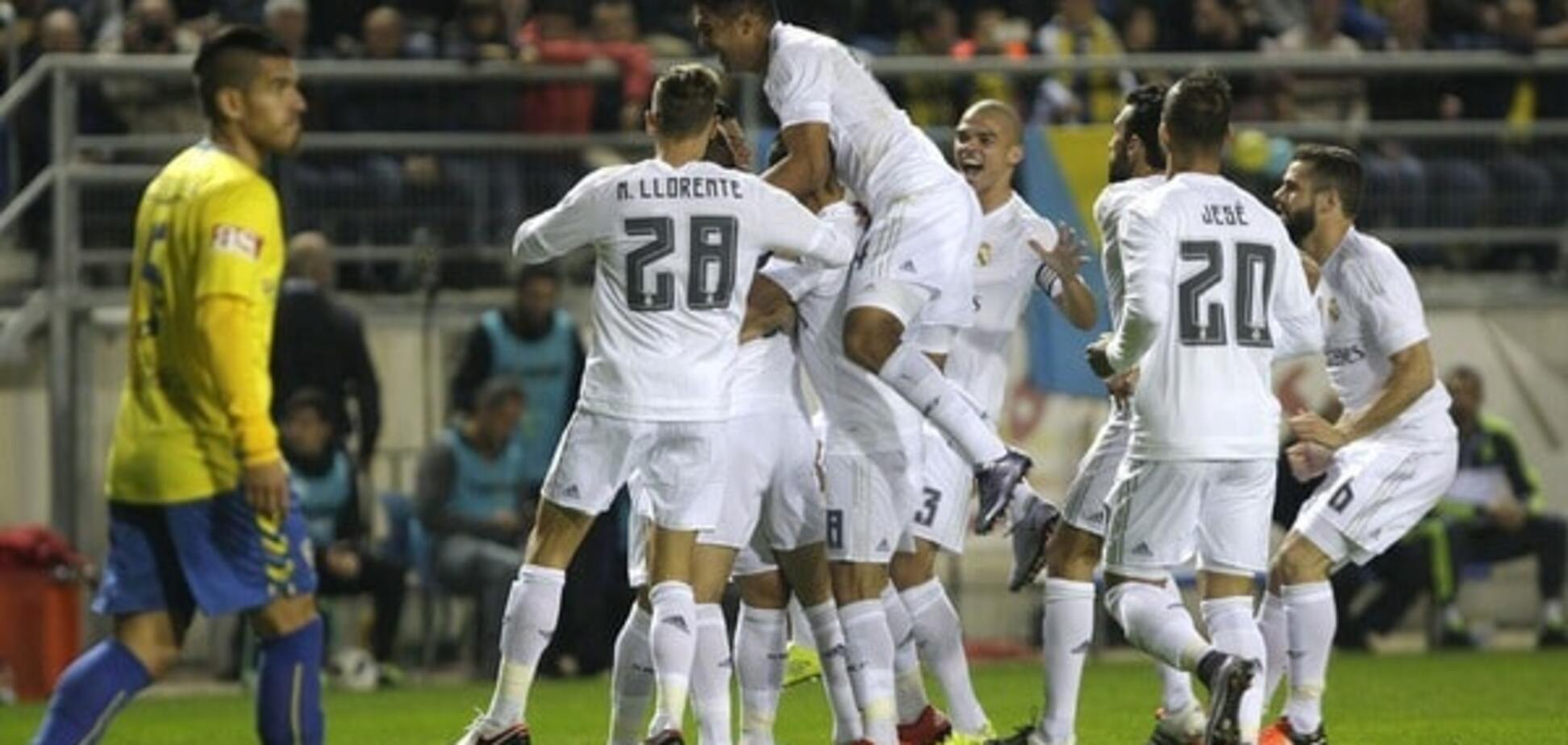 Всі біди від Росії. 'Реал' жорстоко покарали в Кубку Іспанії