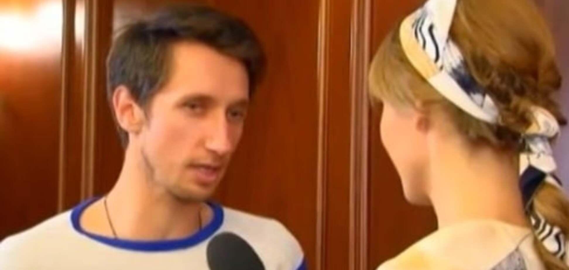 'В Україні фашисти, нацисти, вбивають дітей': тенісист Стаховський загнобив російські ЗМІ