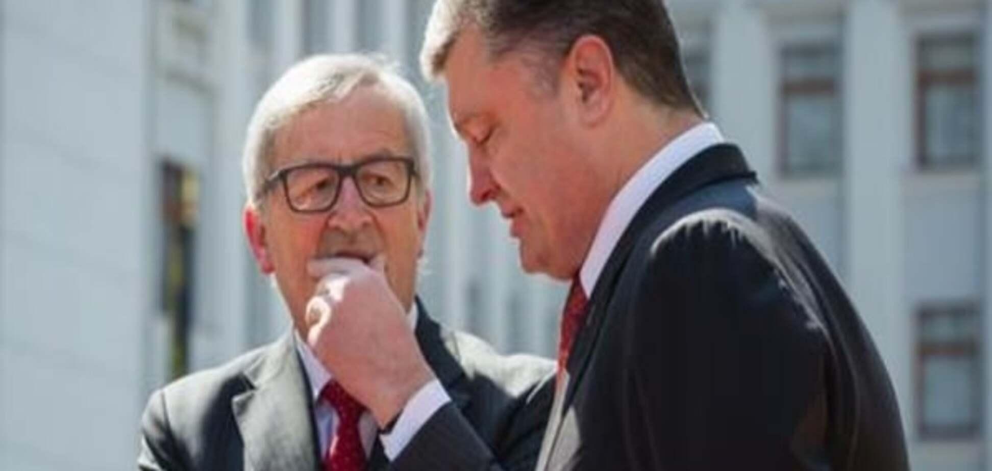 Єврокомісія очікує від Києва боротьби з корупцією на шляху лібералізації візового режиму