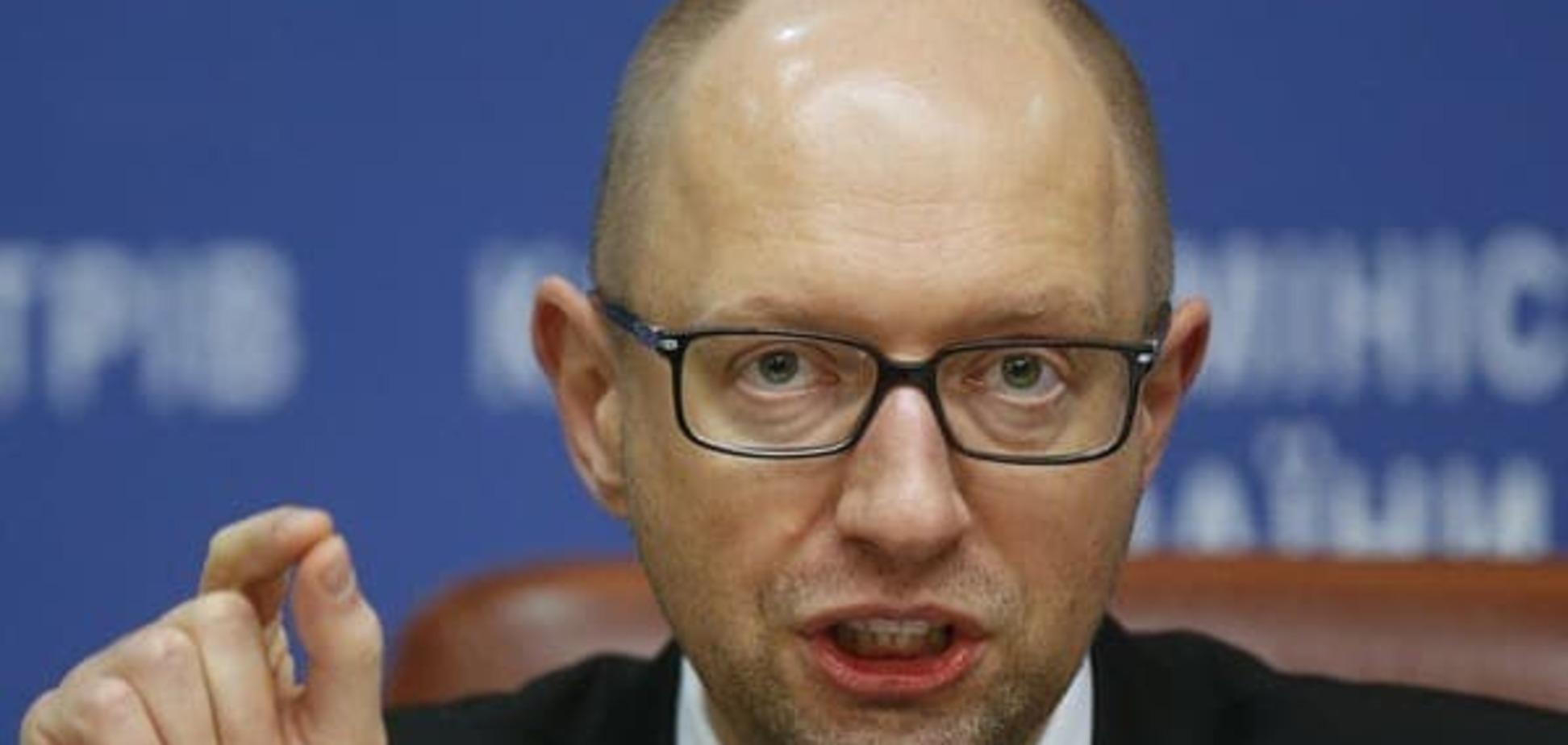 Яценюк: Байден виступить у Раді з 'історичною' промовою