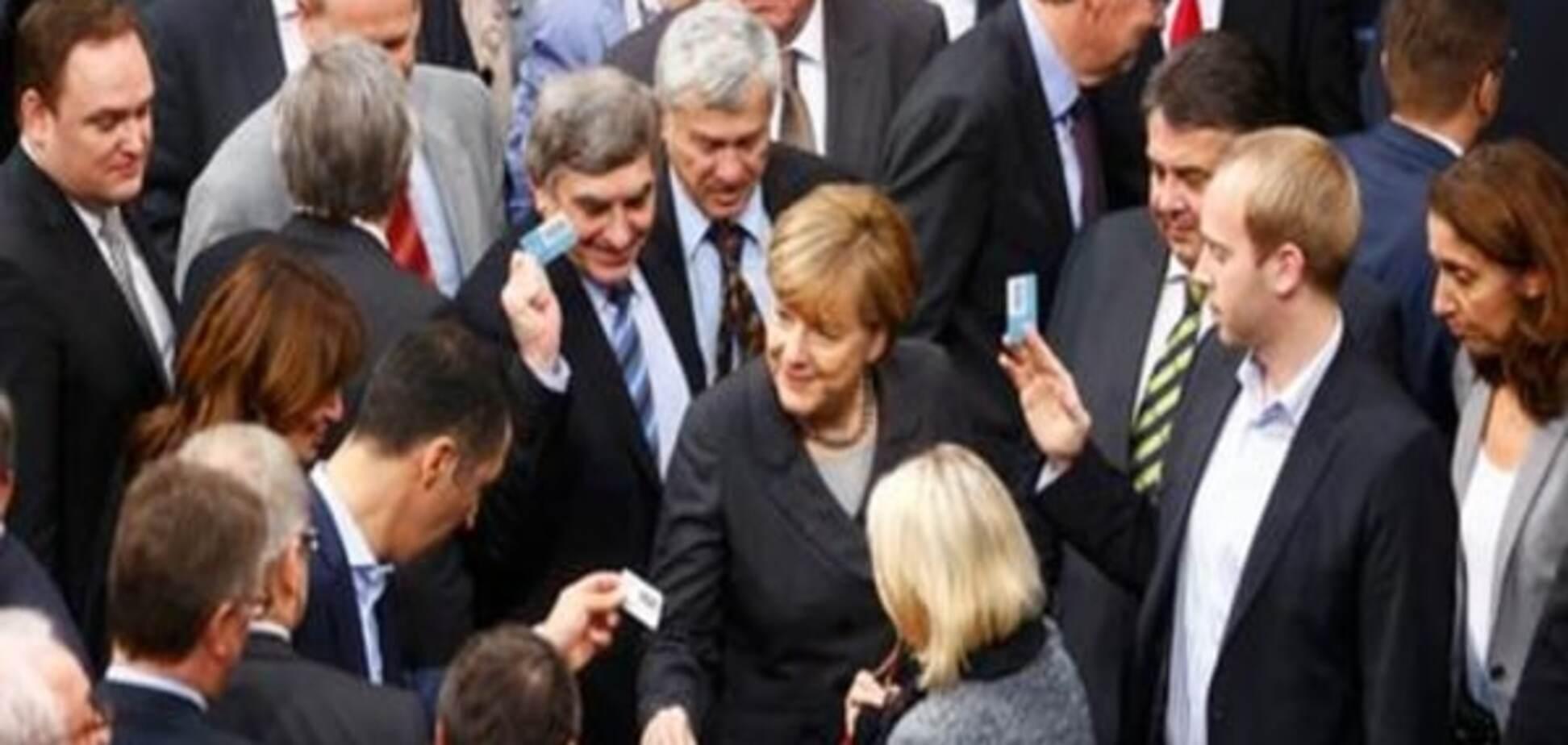Бундестаг схвалив участь Бундесверу у військовій операції проти ІД