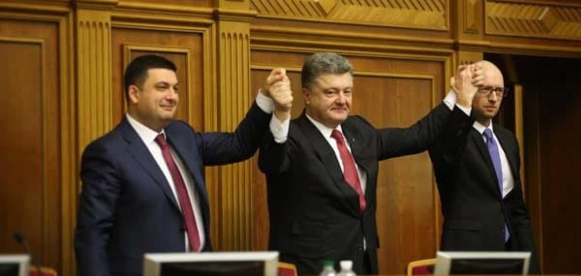 Порошенко розповів, хто і що заважає реформам в Україні