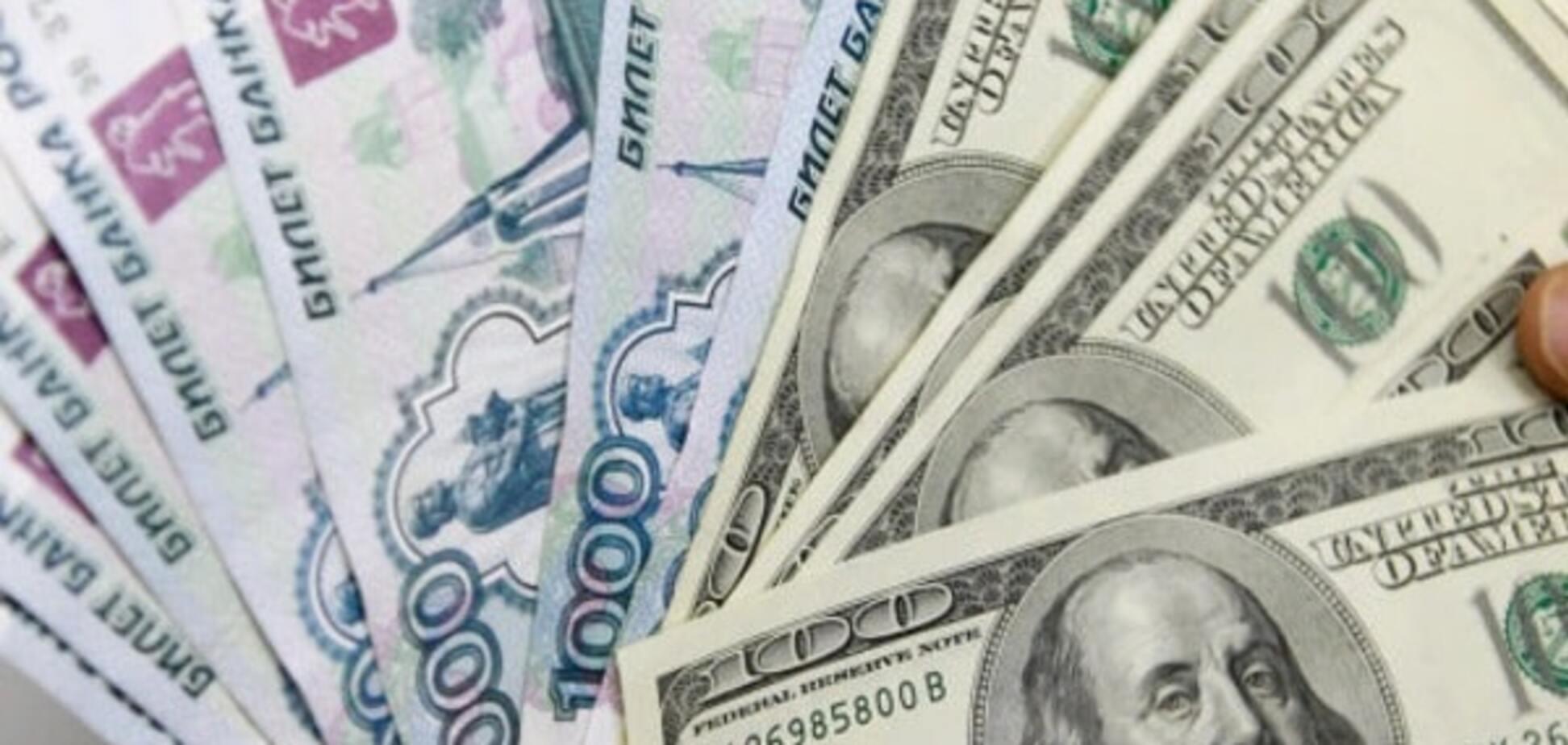 Глава 'Ростеху' при Путіні порахував долари по грабіжницькому курсу