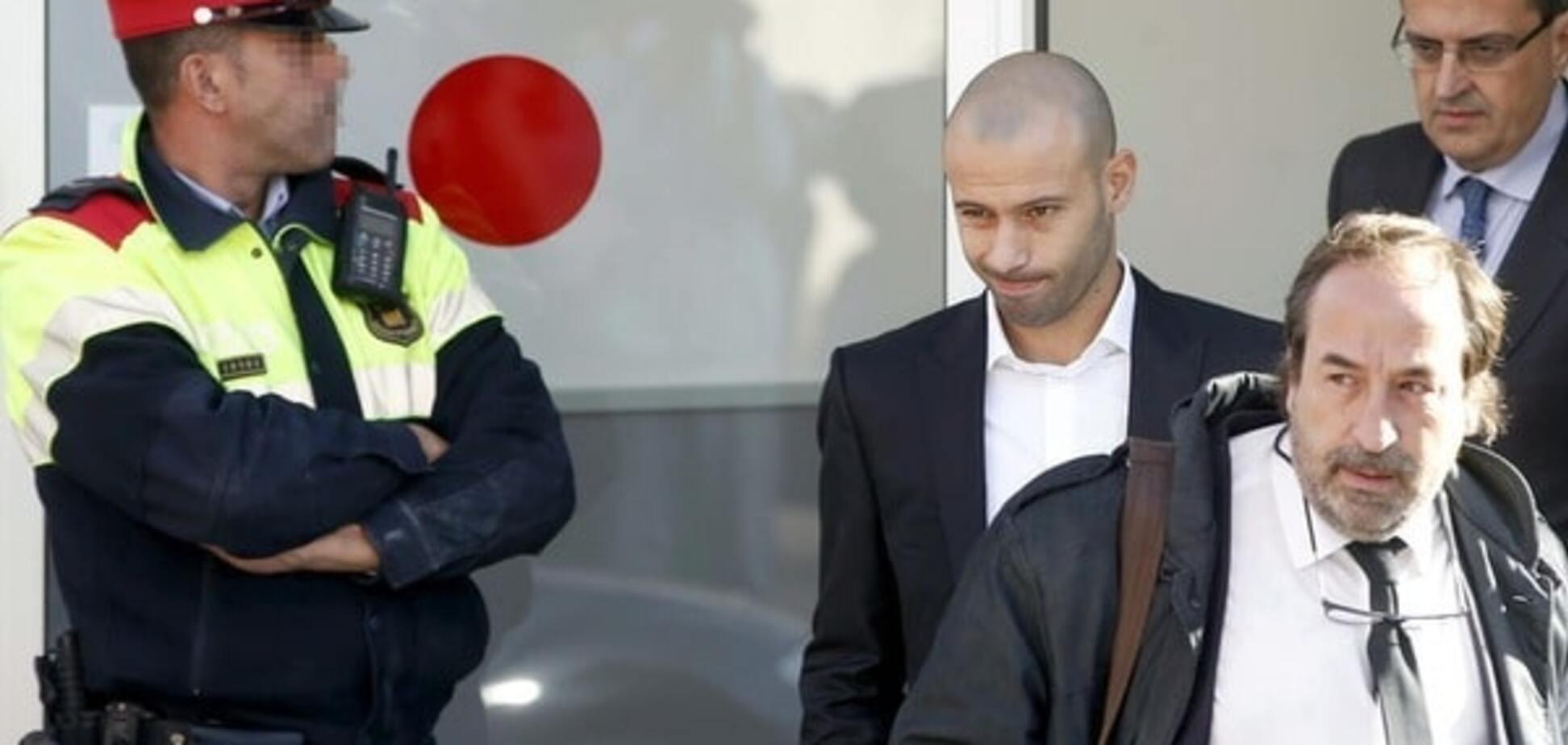 Жорстоке покарання: зірка 'Барселони' отримав рік в'язниці