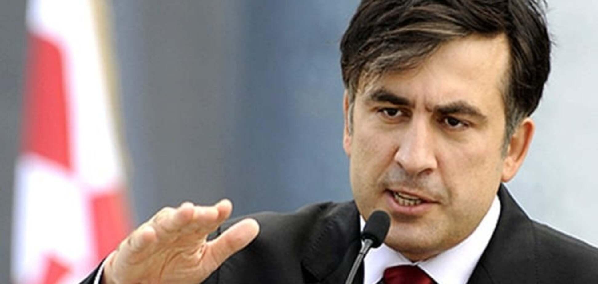 Саакашвили рассказал о распаде Российской империи и возвращении Крыма