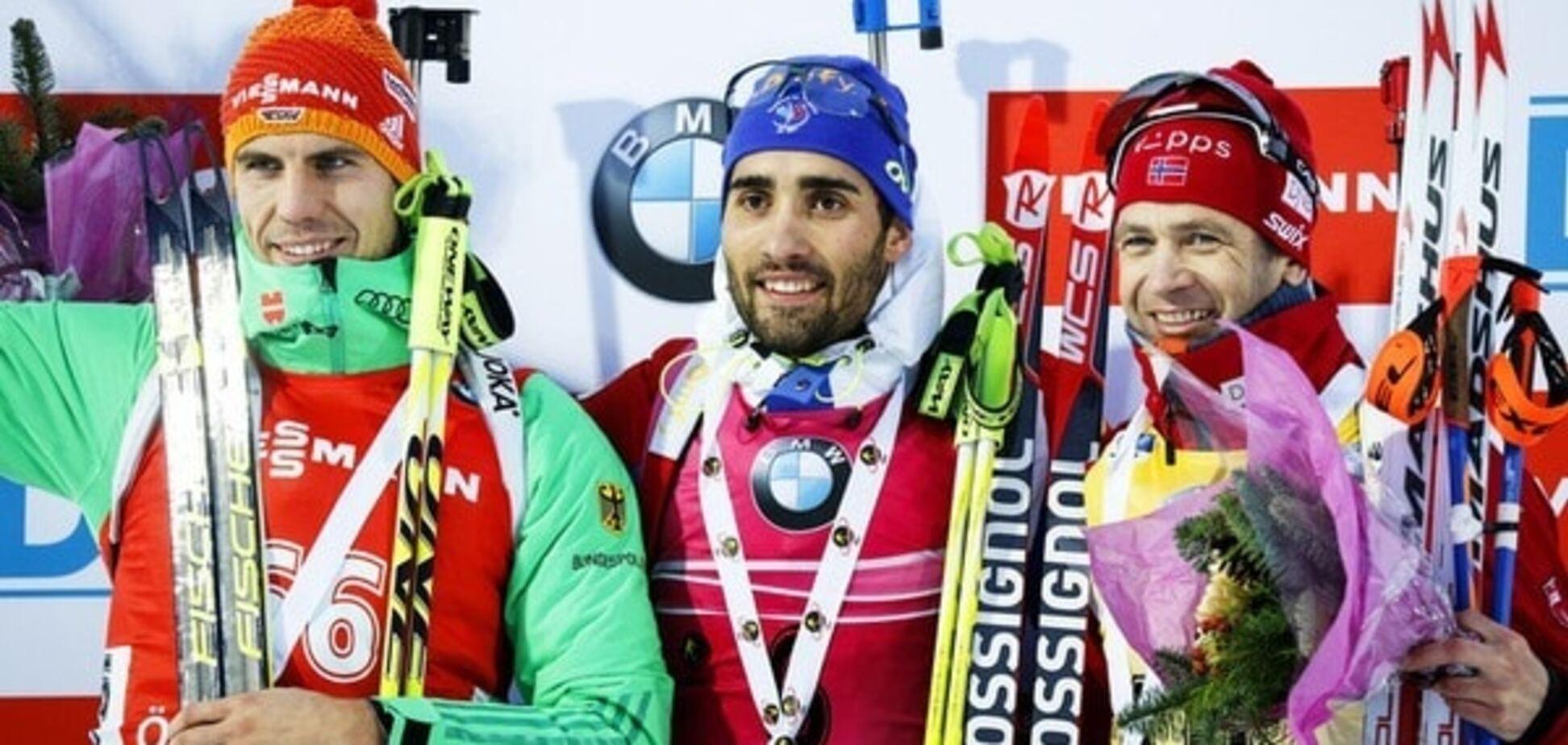 Українець увійшов до Топ-8 на спринтерській гонці Кубка світу з біатлону