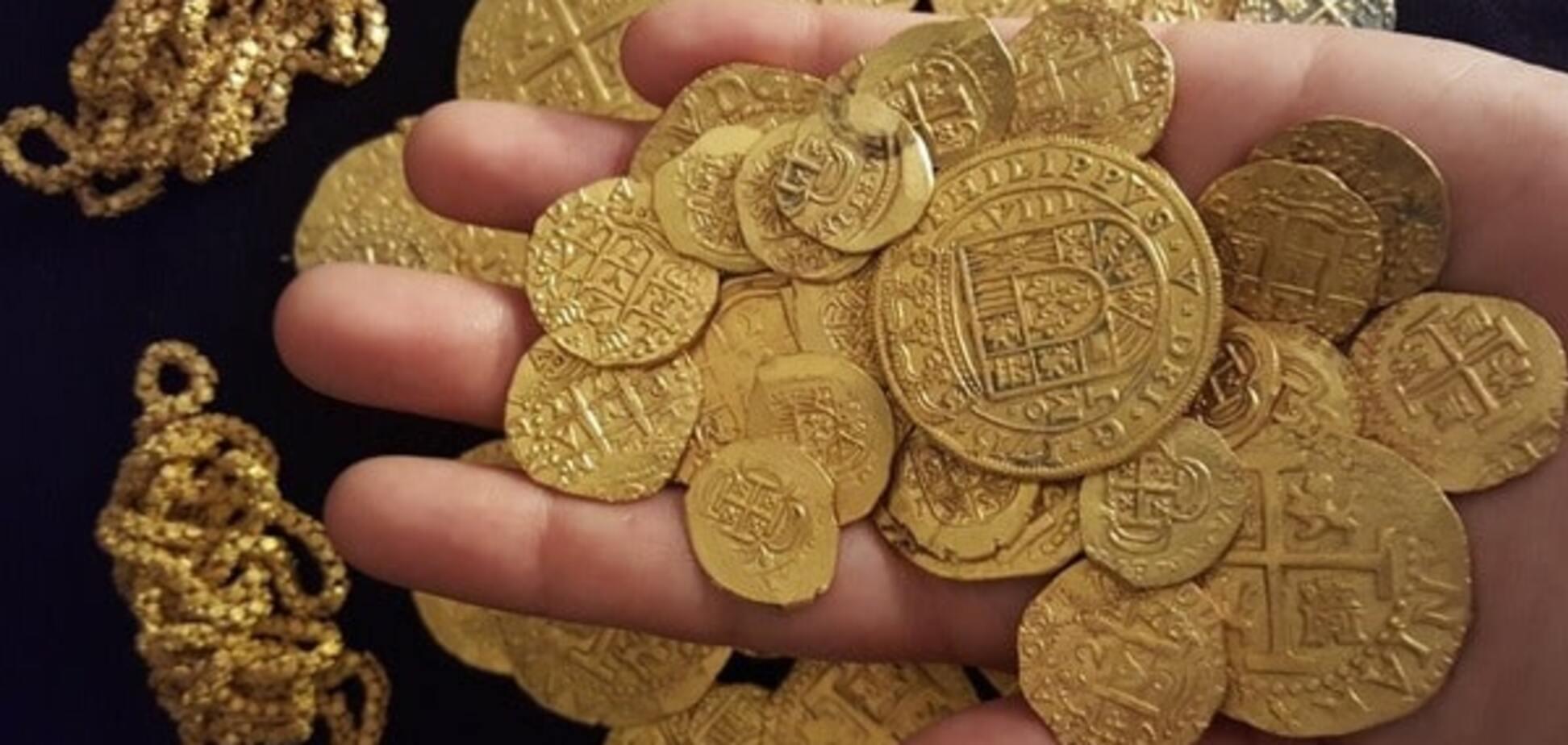 Біля берегів Колумбії знайдено скарб на 1,5 мільярда доларів