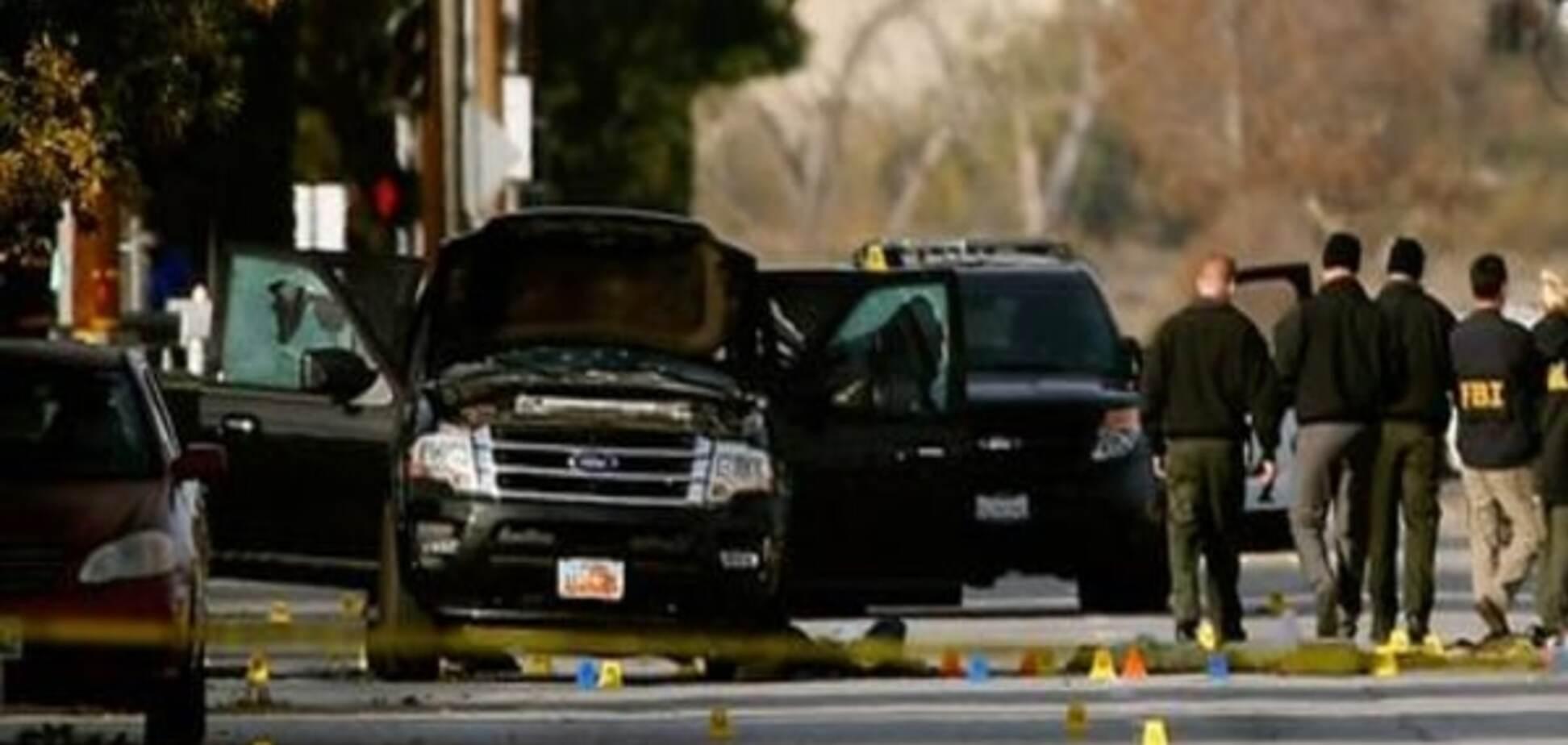 ФБР кваліфікувало стрілянину в Каліфорнії як теракт
