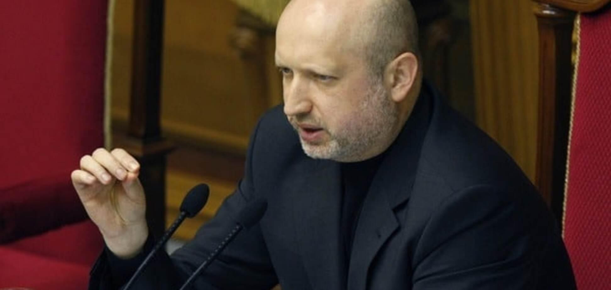 Турчинов заявив, що Україна ввічливо 'кинули' з ядерною зброєю
