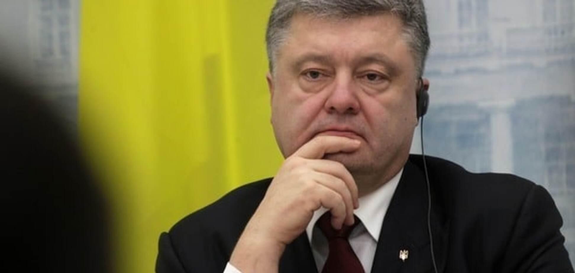 Порошенко пообіцяв боротися за повне визволення України