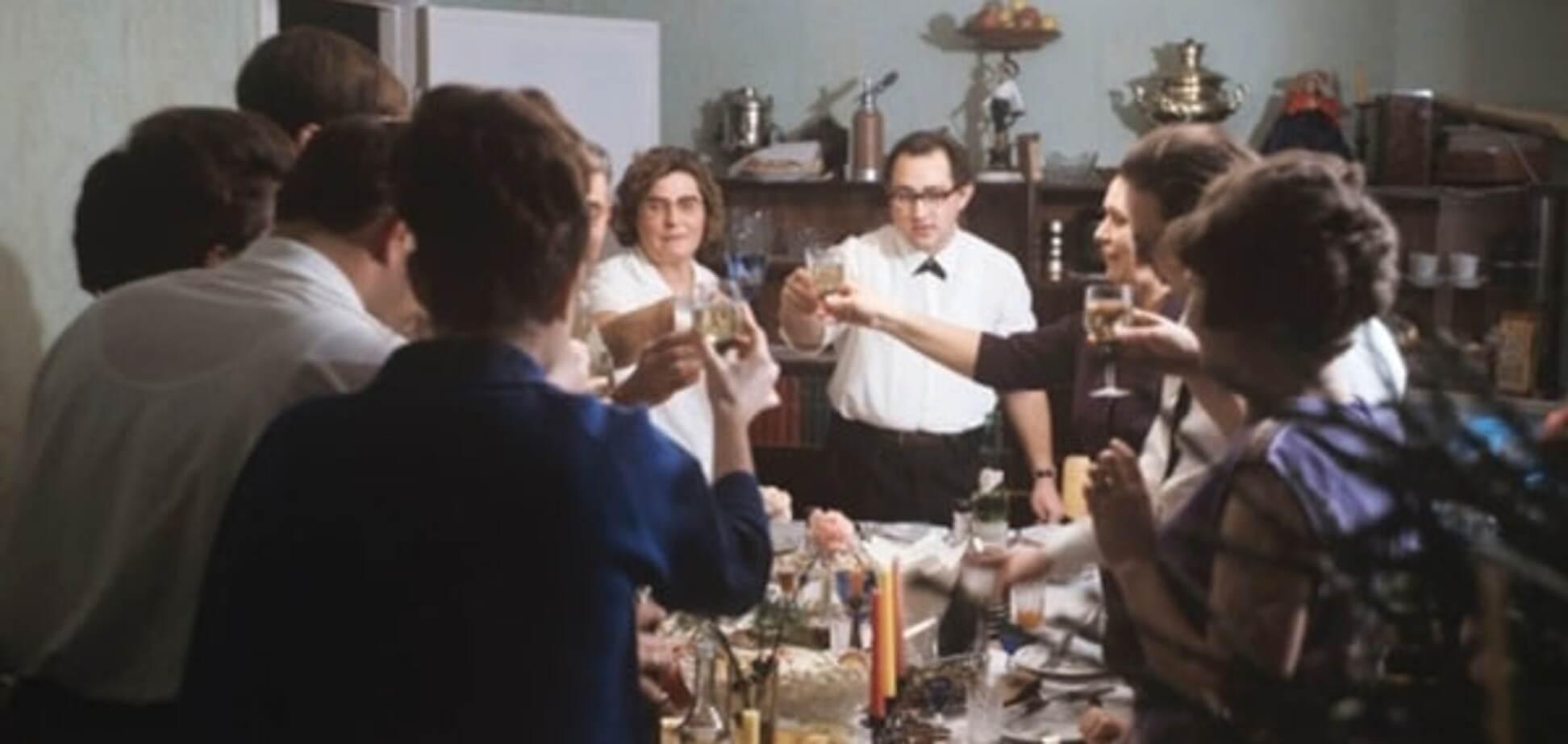 Привіт, СРСР: росіянам порадили в Новий рік сидіти вдома