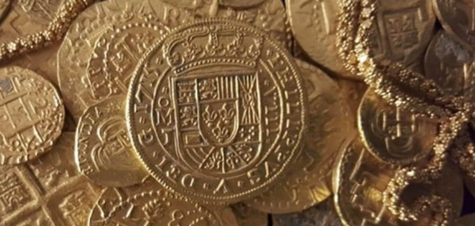 Біля берегів Колумбії знайшли галеон із золотом на мільярди доларів