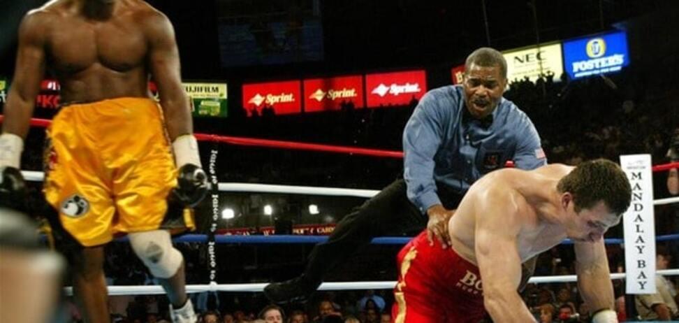 Поражение Кличко вошло в топ-30 главных разочарований в боксе