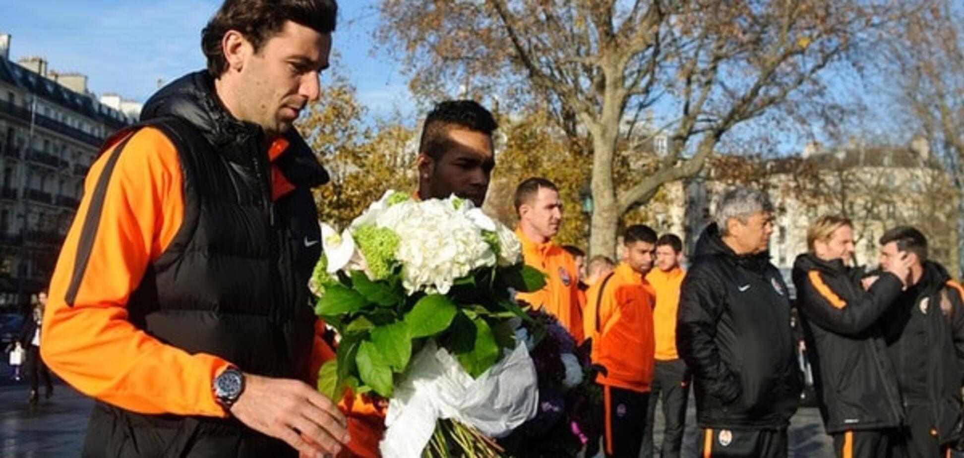 Футболісти 'Шахтаря' зробили благородний вчинок перед матчем із ПСЖ