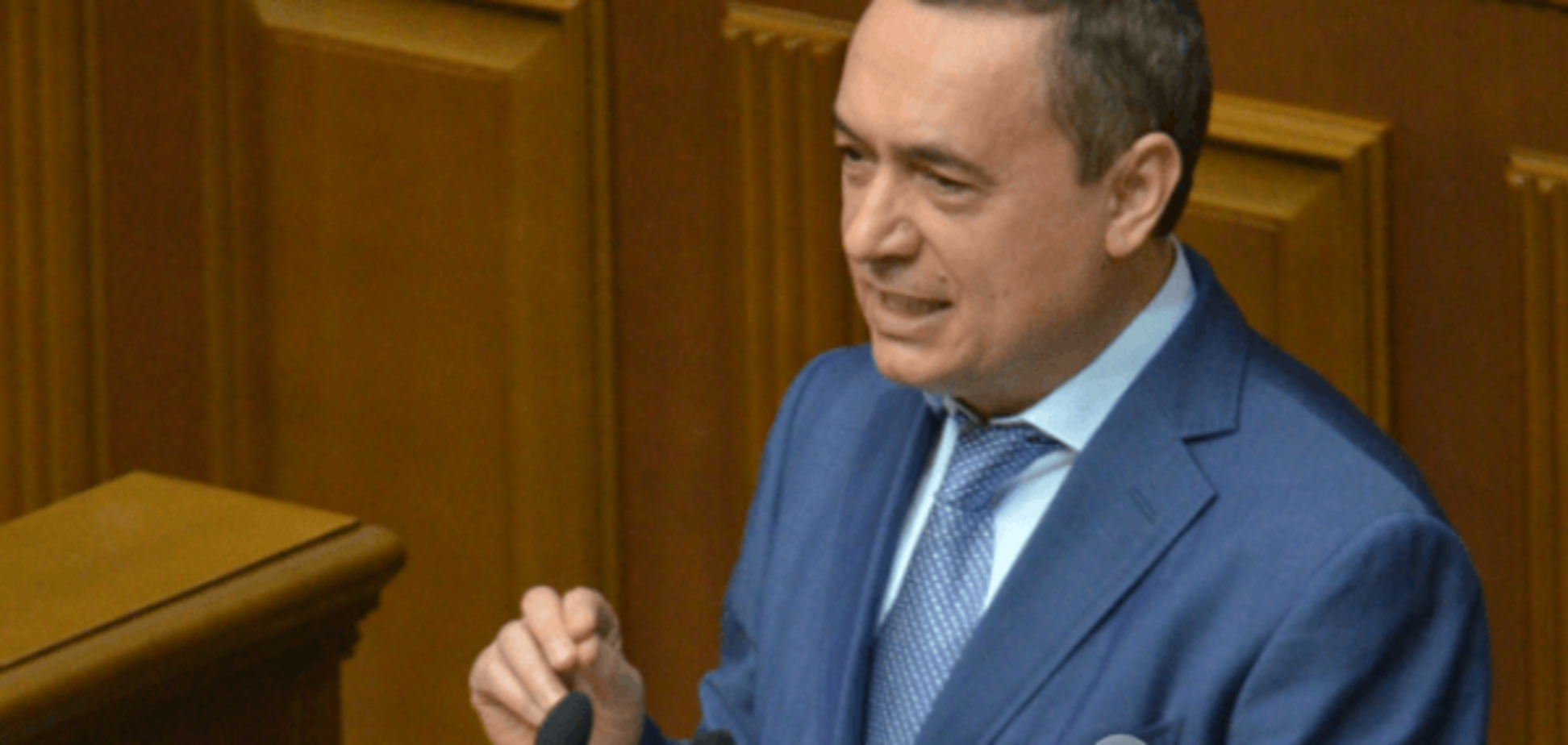 Жванія підтвердив, що скандальна уранова фірма належить Мартиненко