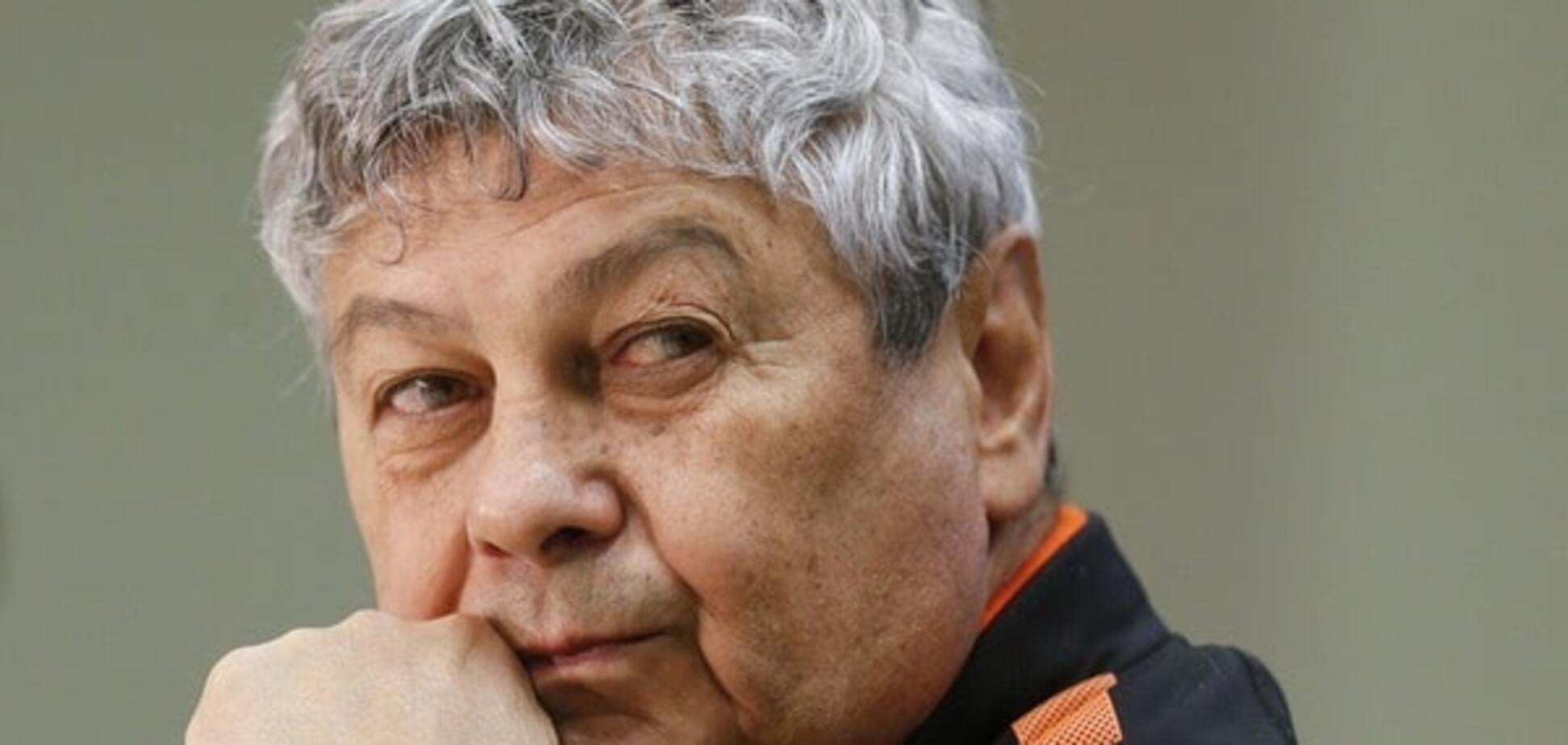 'Неначе вже програли': Луческу розповів про проблеми 'Шахтаря'