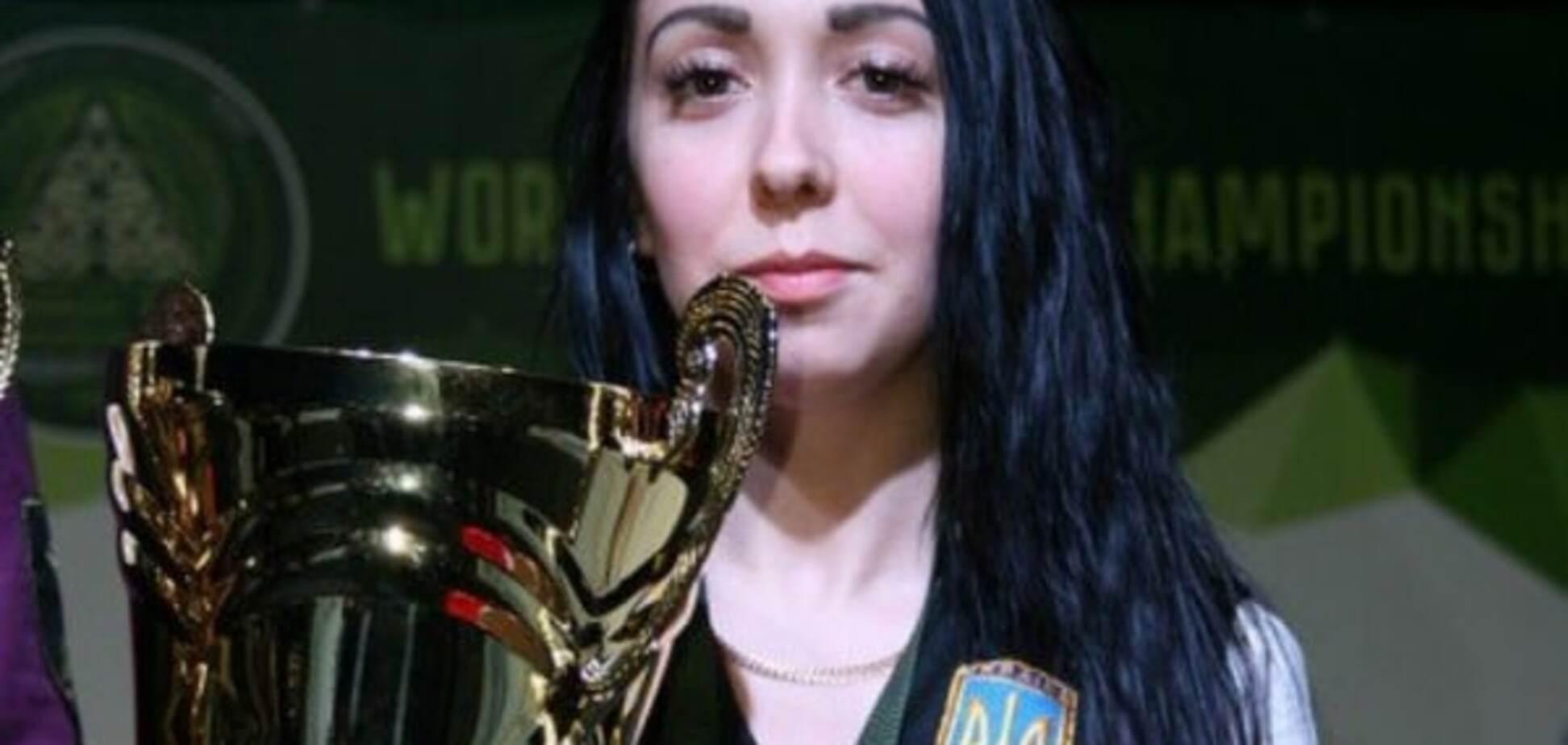 Українка в Росії вперше в історії виграла чемпіонат світу з більярду