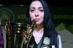 Украинка в России впервые в истории выиграла чемпионат мира по бильярду