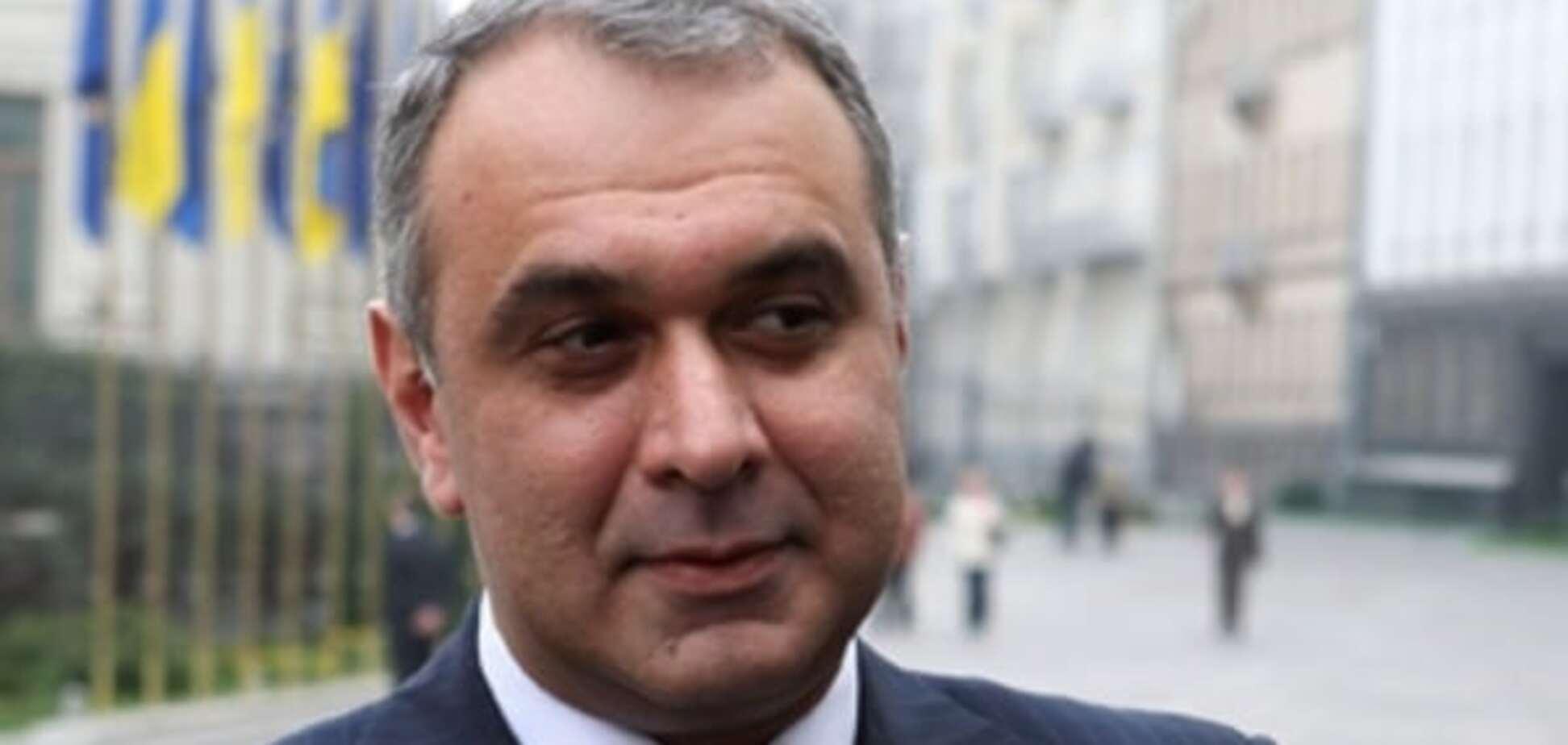 Давид Жвания: Яценюк – это политический вор