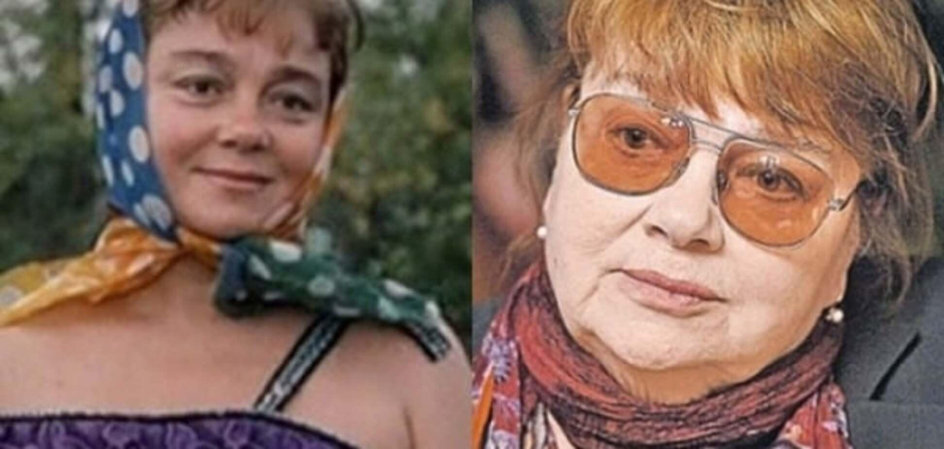 Любовь и голуби: как выглядят актеры фильма спустя 30 лет