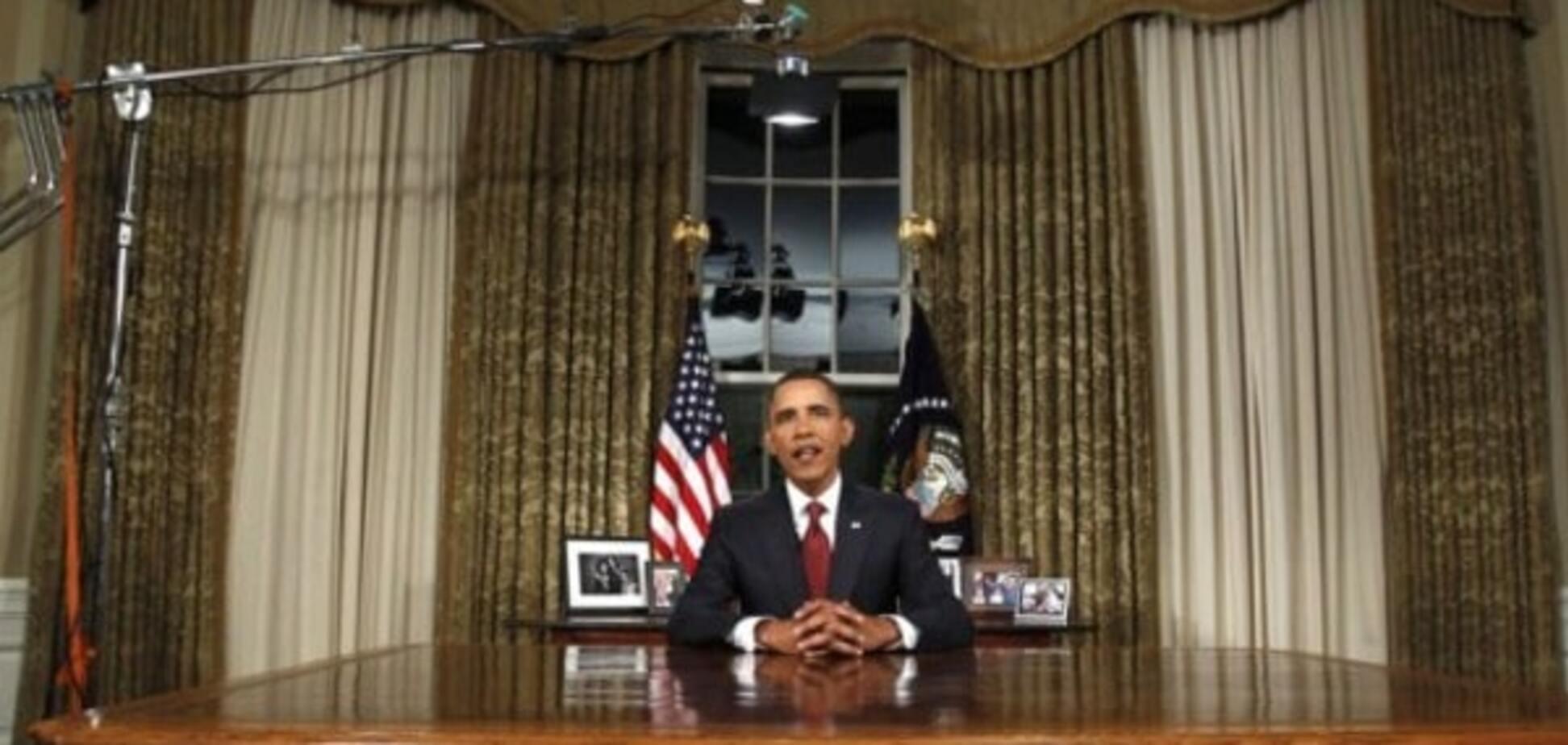 Обама объявляет войну
