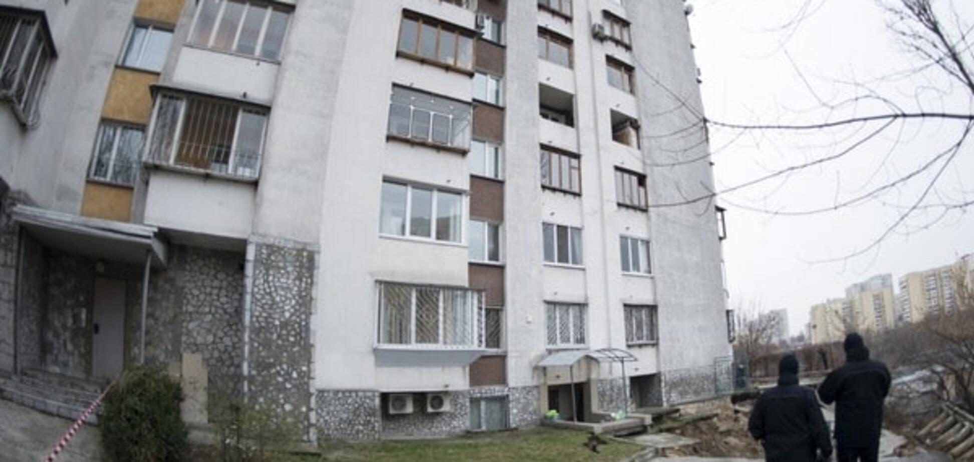 Масштабный оползень в Киеве: в КГГА назвали причину ЧП