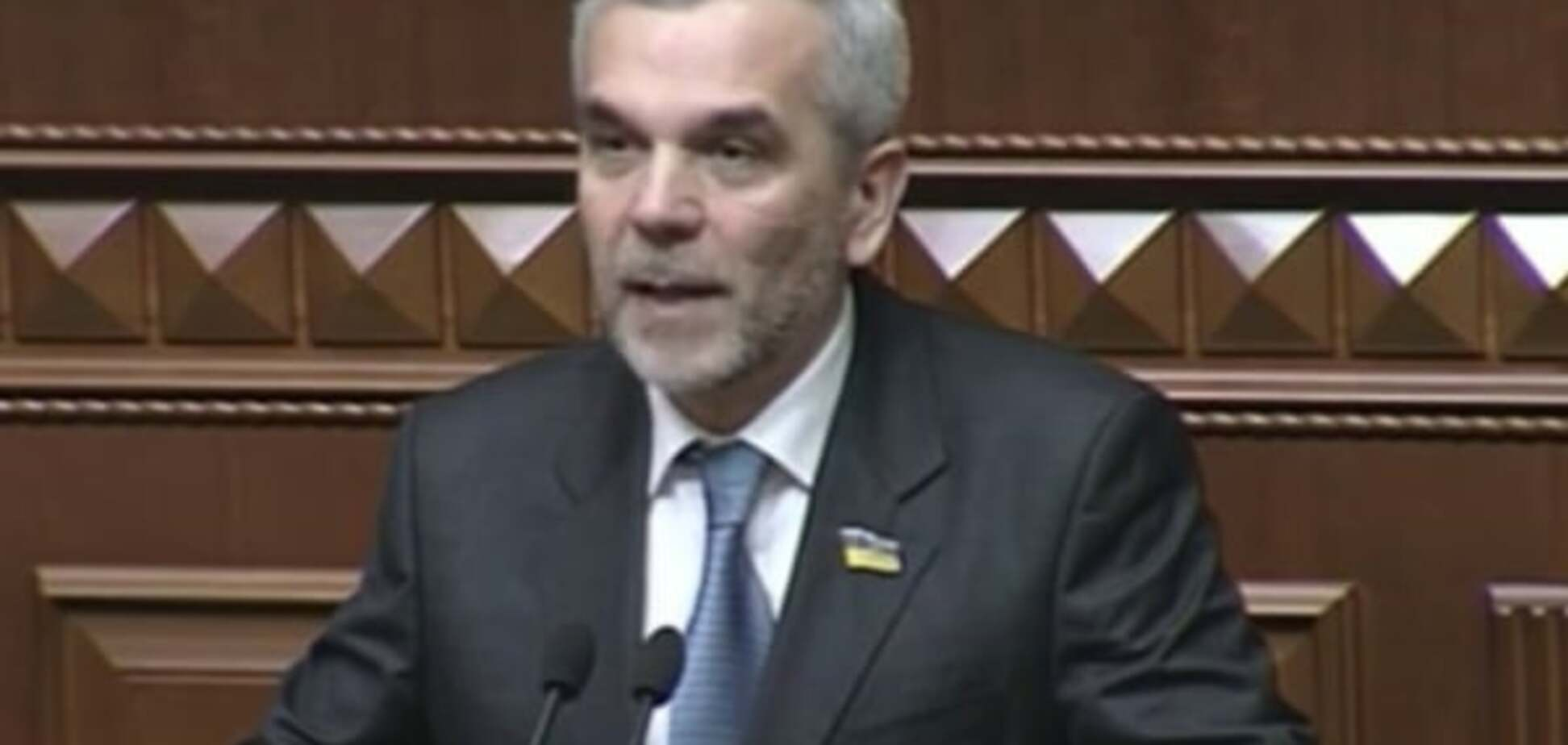 Мусій про новий бюджет: Яценюк - гідний послідовник 'Азірова'