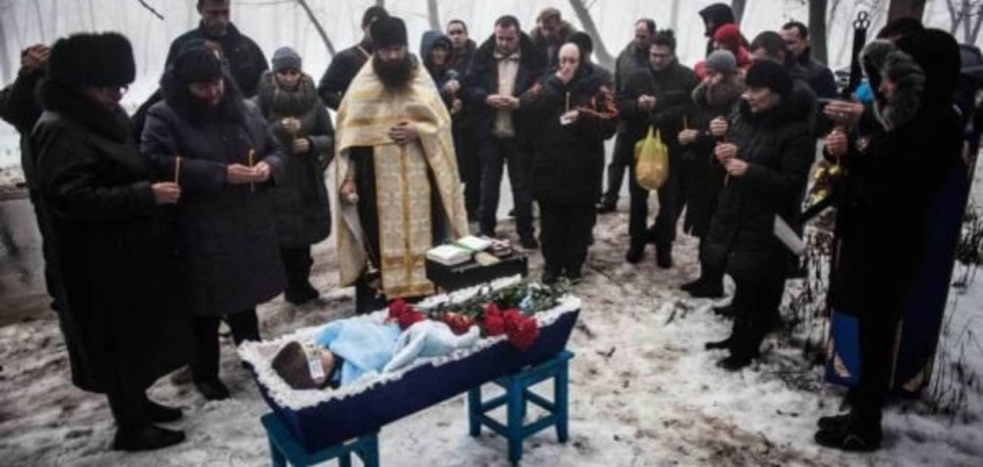 Моторошні кадри війни на Донбасі ввійшли в ТОП-100 кращих фото світу за рік