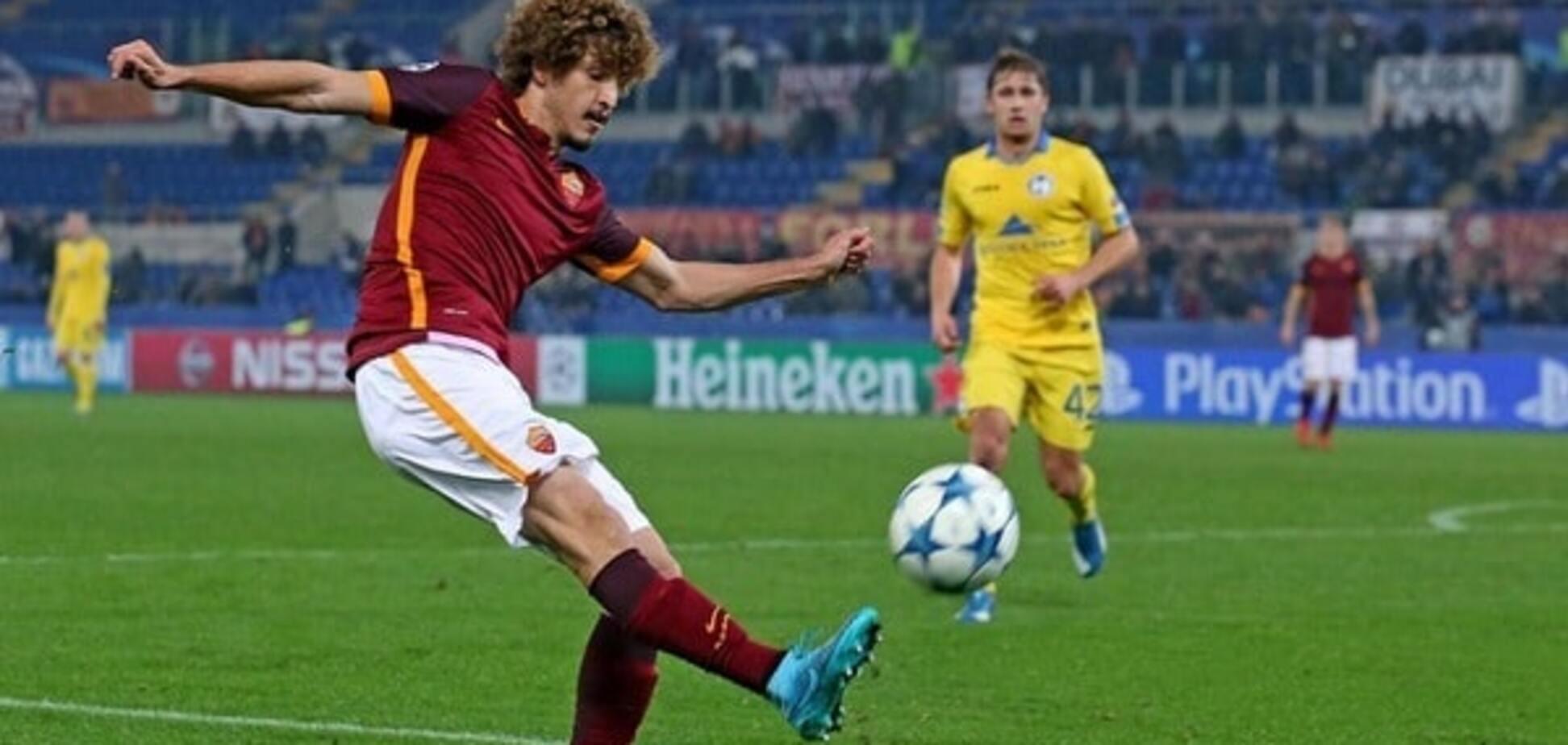 Рома - БАТЭ - 0-0: видео-обзор матча
