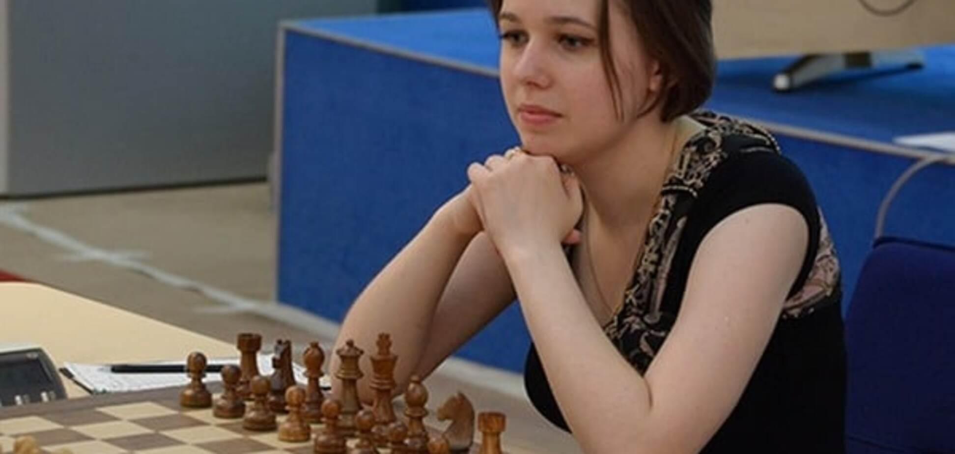Українка увійшла в трійку кращих шахматисток світу