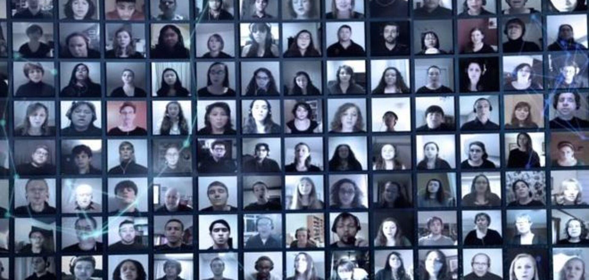 Американец создал виртуальный хор из около 4 тыс. участников из разных стран: видео 'выступления'